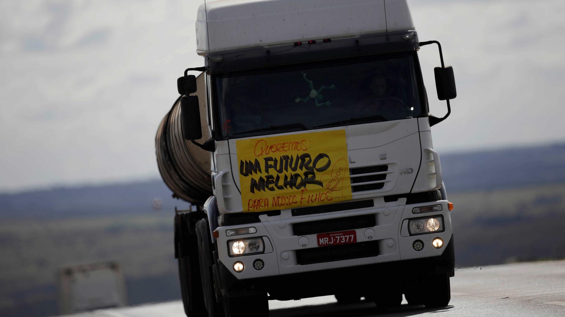 PIB deve cair com paralisação de caminhoneiros, diz presidente da Fiesp