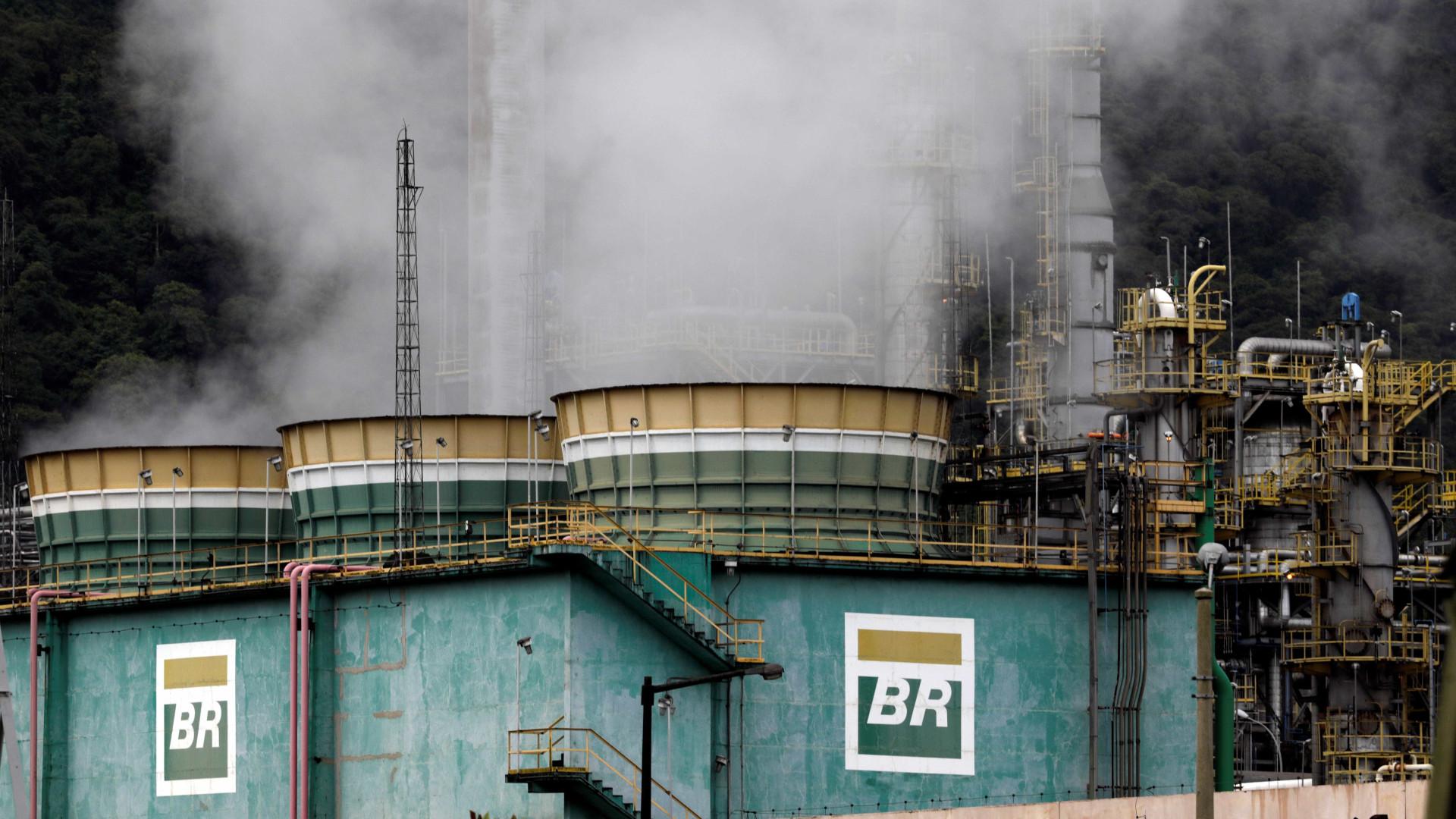 Petrobras não altera preço da gasolina e do diesel nas refinarias