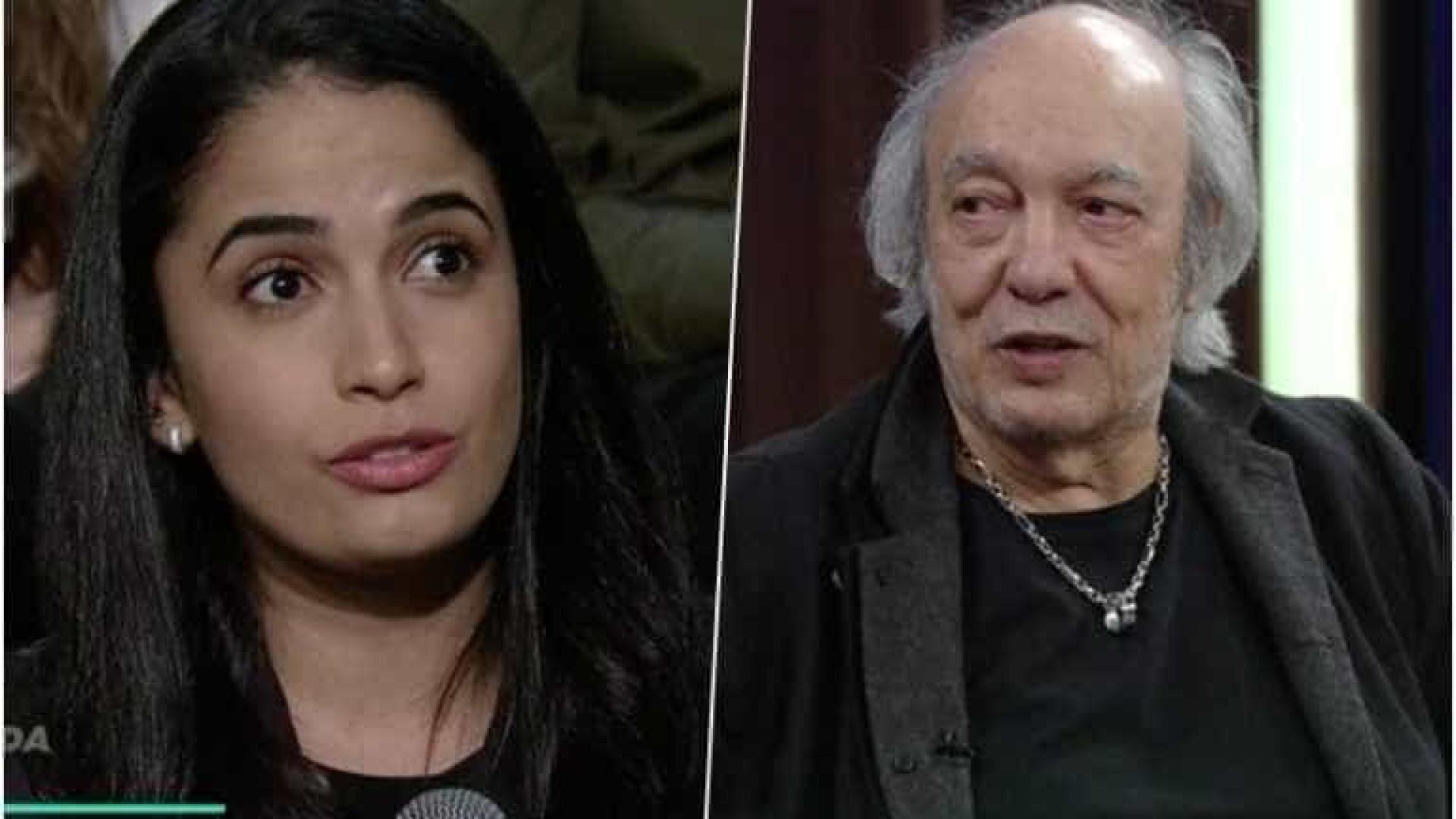 Esposa de Erasmo Carlos, 47 anos mais nova, diz que o amava desde os 5