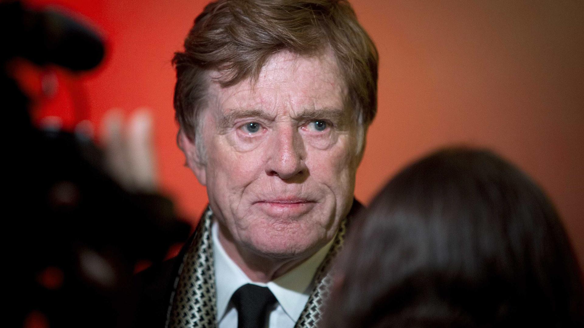 Robert Redford vive bandido em último papel da carreira