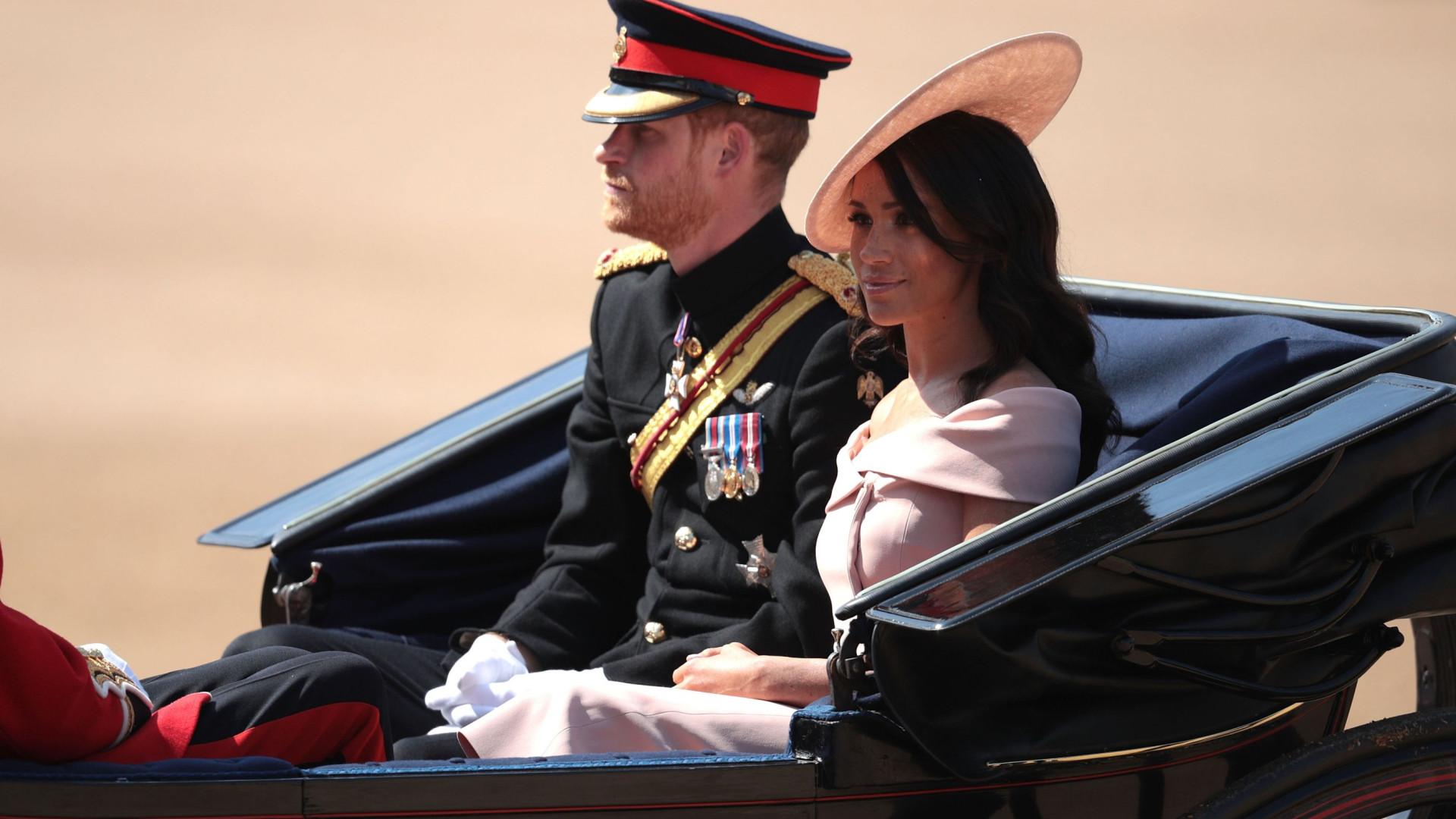 Harry e Meghan vão para Austrália, Nova Zelândia, Fiji e Tonga