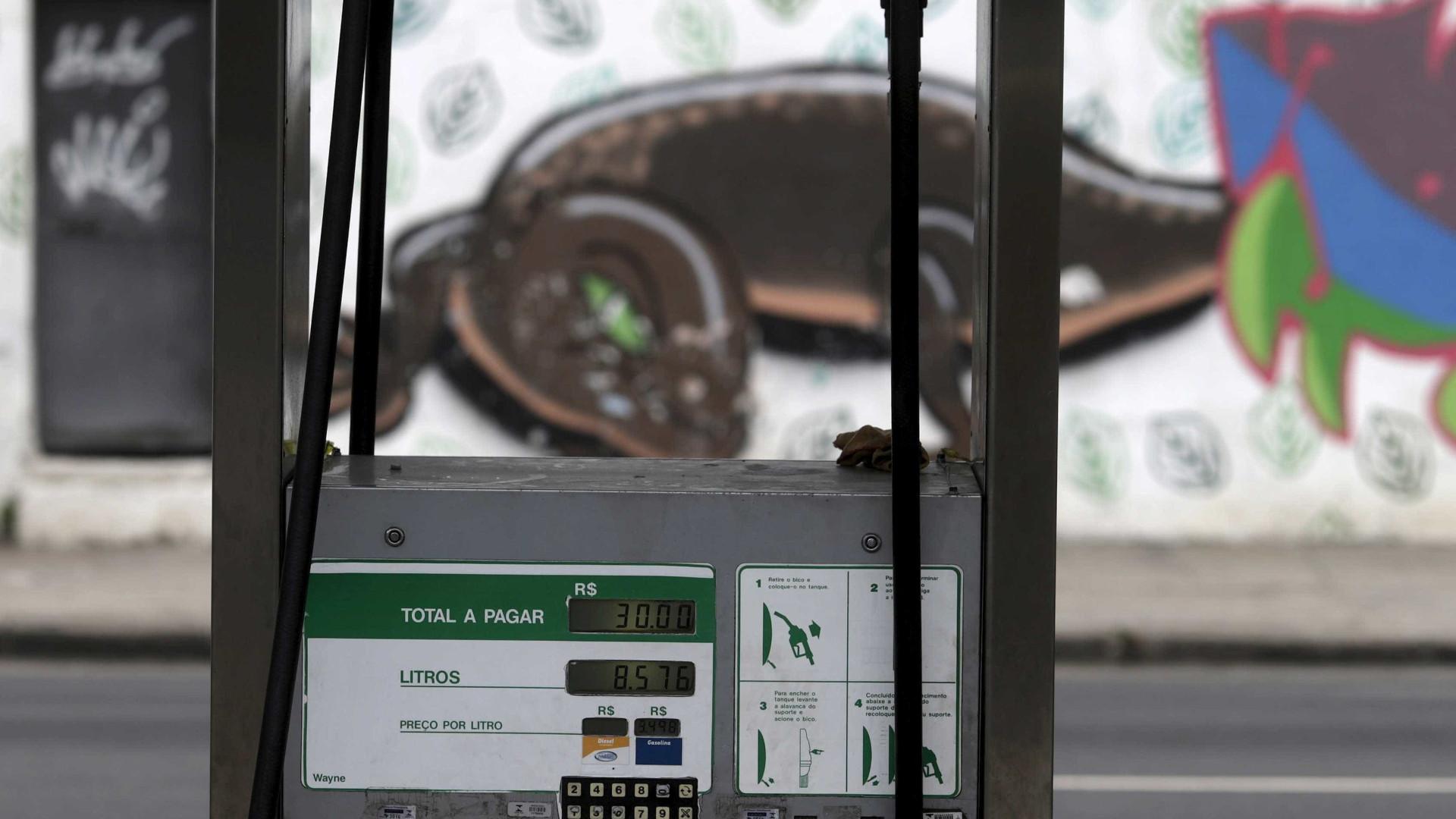 Governo notifica 10 distribuidoras que não reduziram preço do diesel