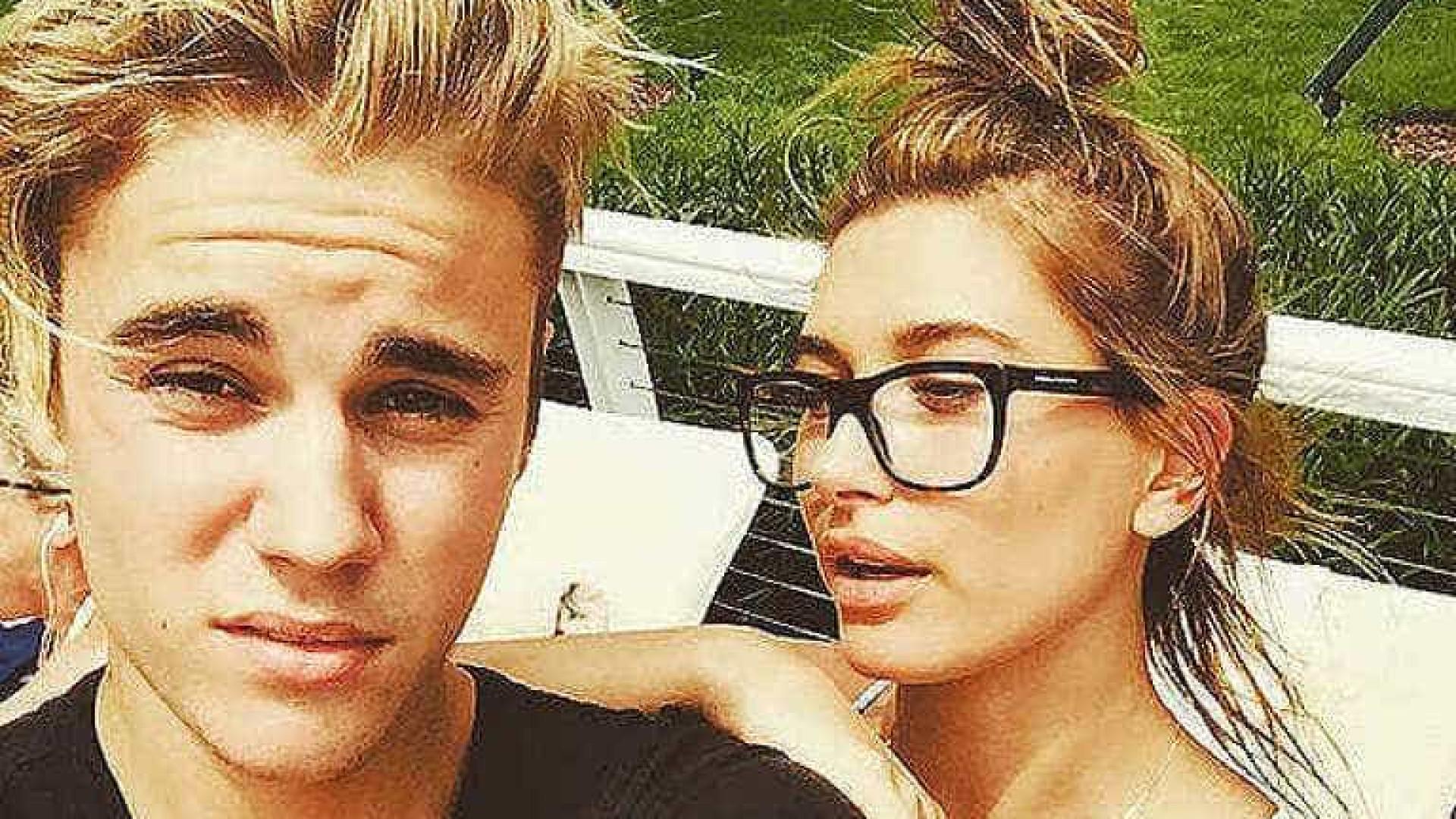 Justin Bieber é visto com ex-namorada Hailey Baldwin e levanta rumores