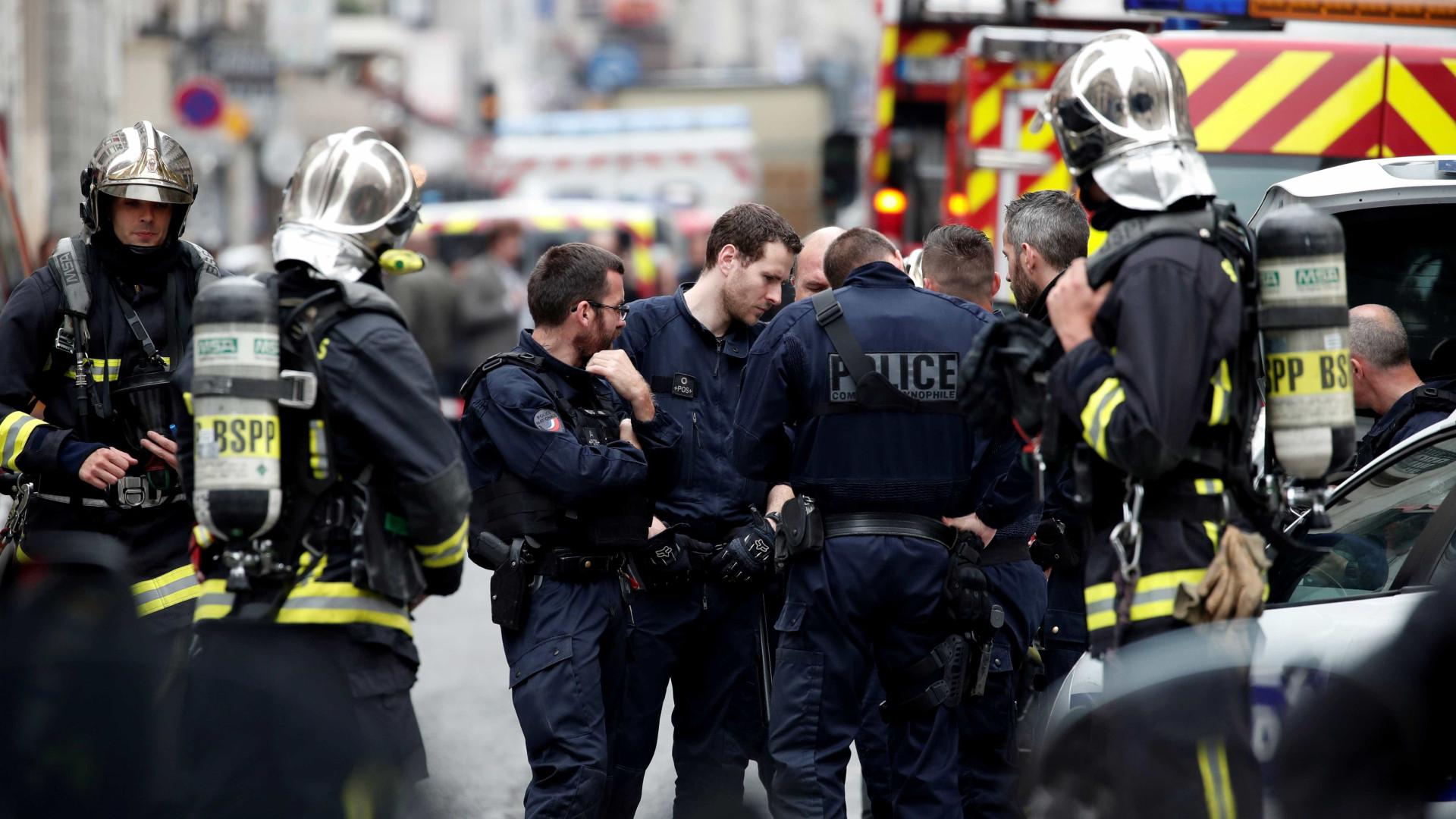 Sequestrador é preso e reféns são libertados em Paris