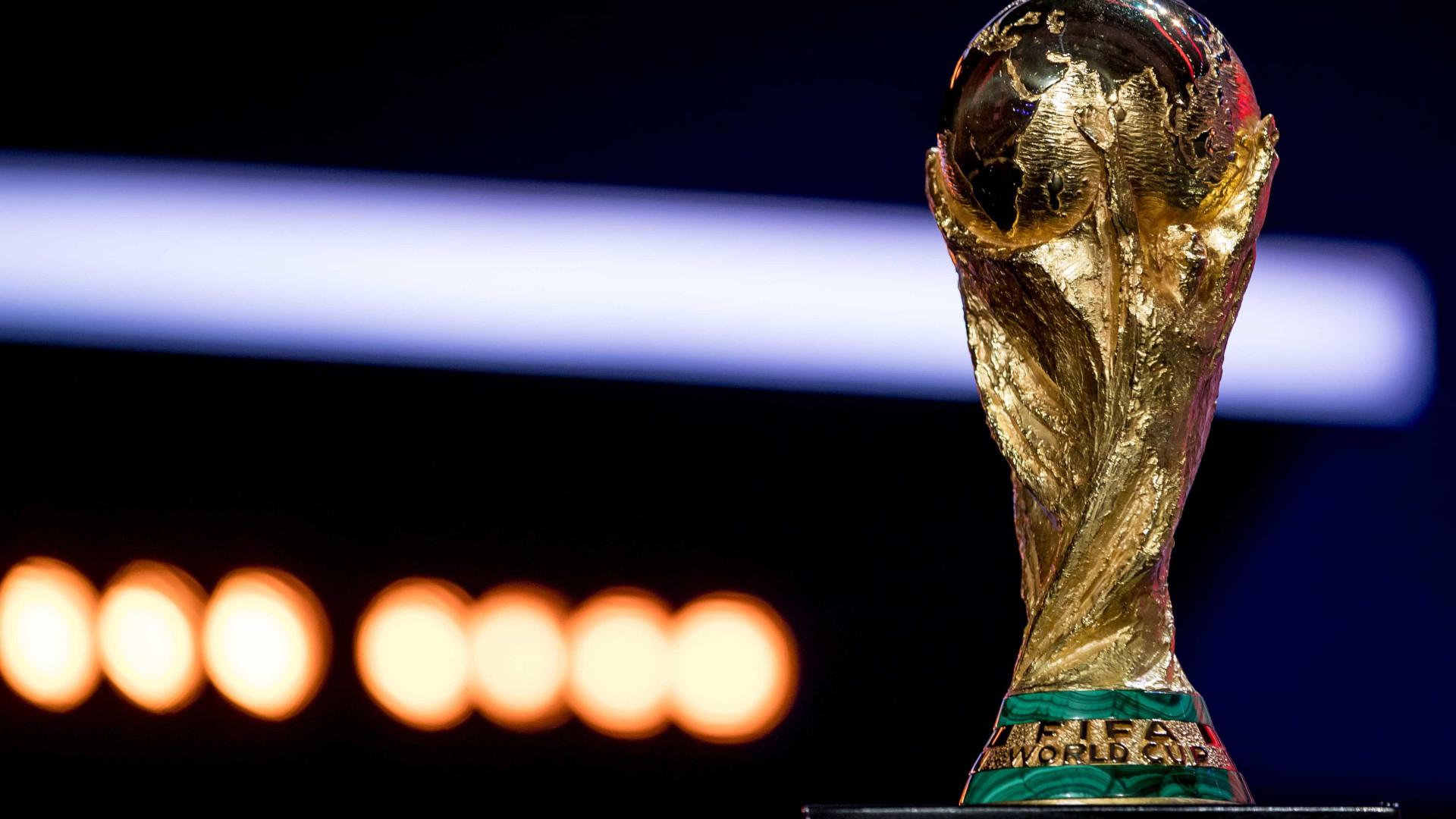 Todas as 32 seleções já estão na Rússia para a Copa do Mundo