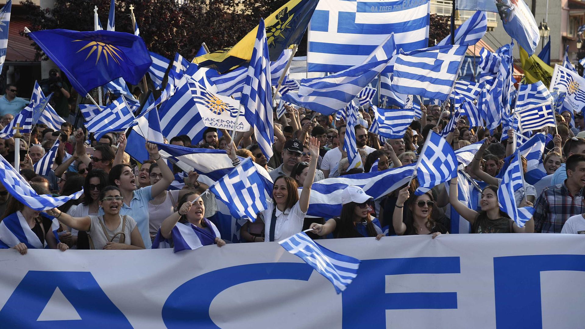 Macedônia chega a acordo com Grécia e mudará de nome