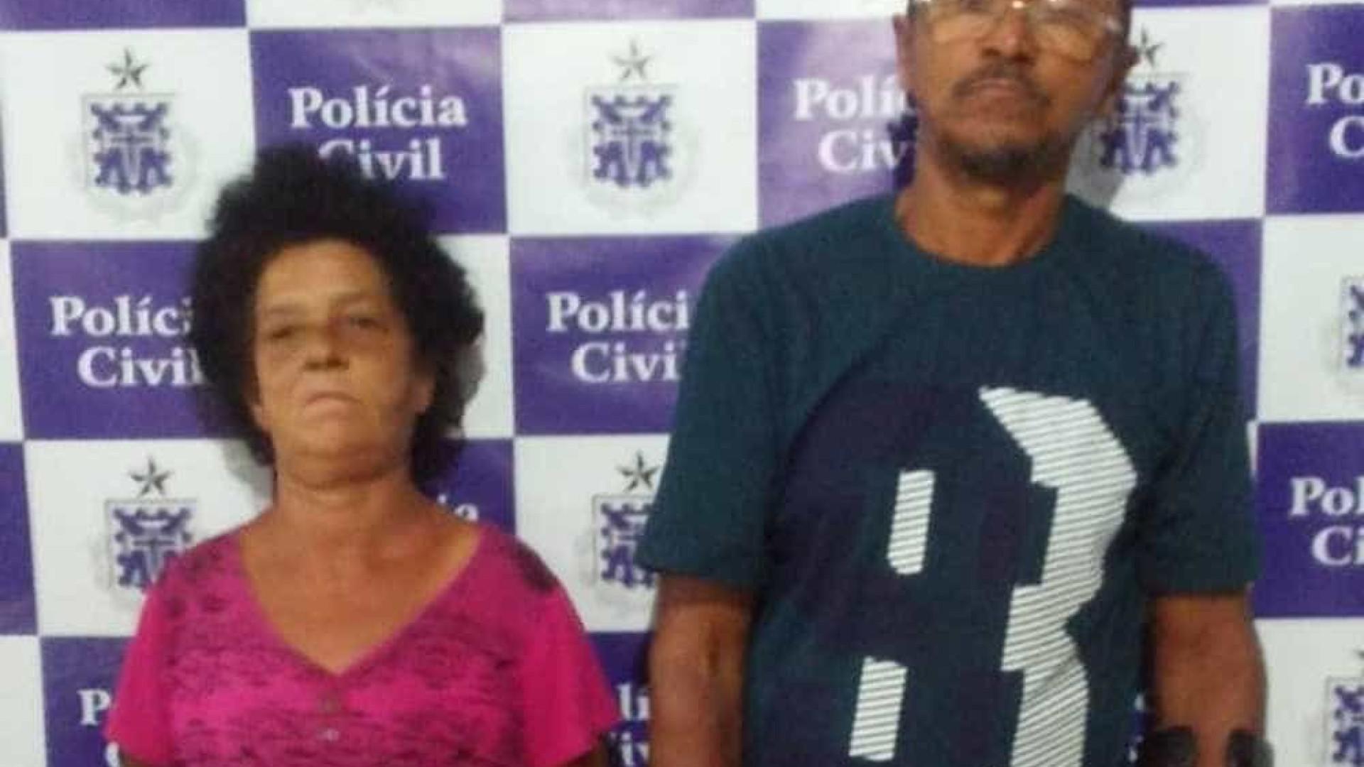 Mãe é presa por permitir que filha de 10 anos fosse estuprada na BA