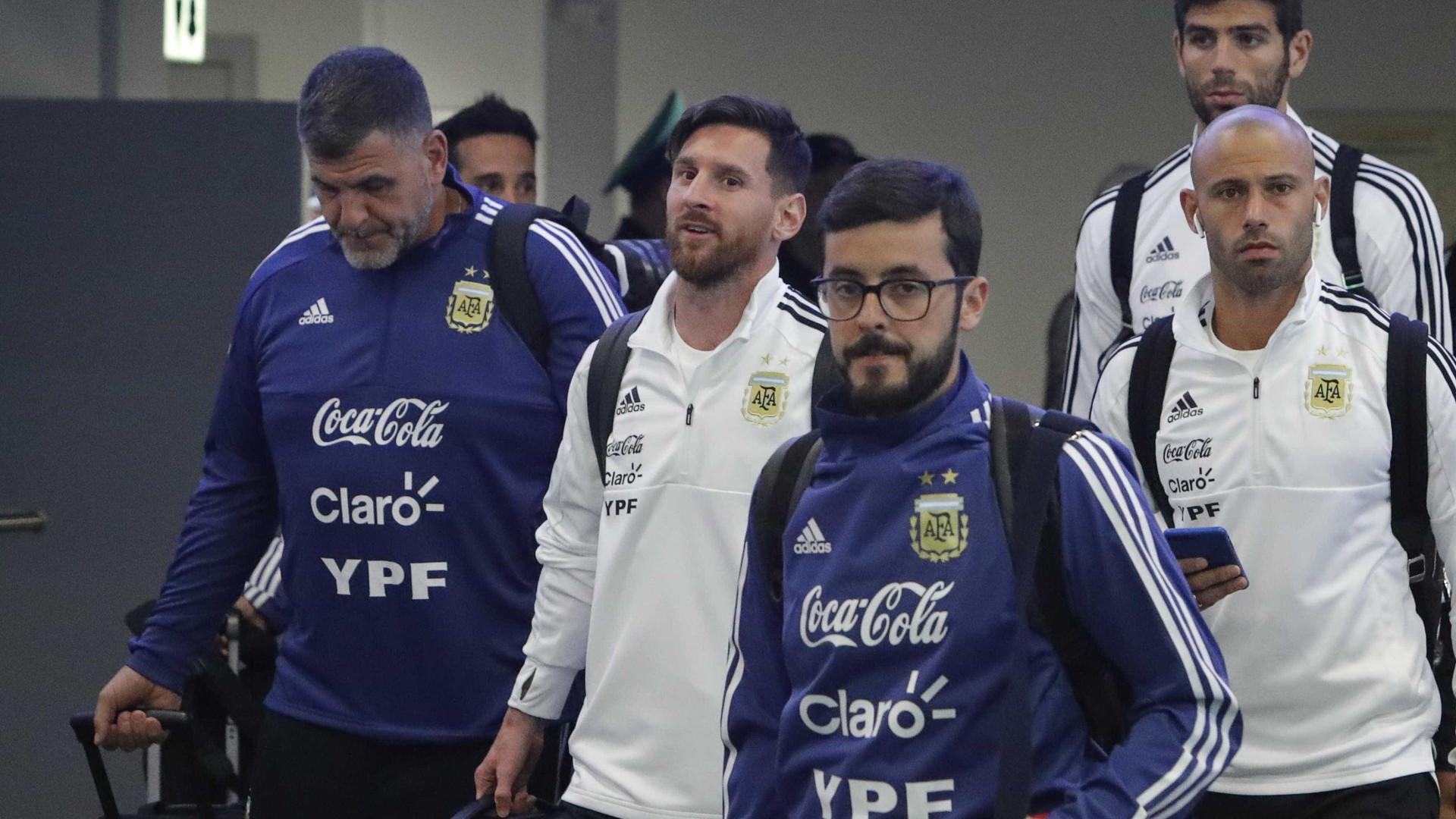 Messi diz que título da Copa do Mundo é sonho de infância