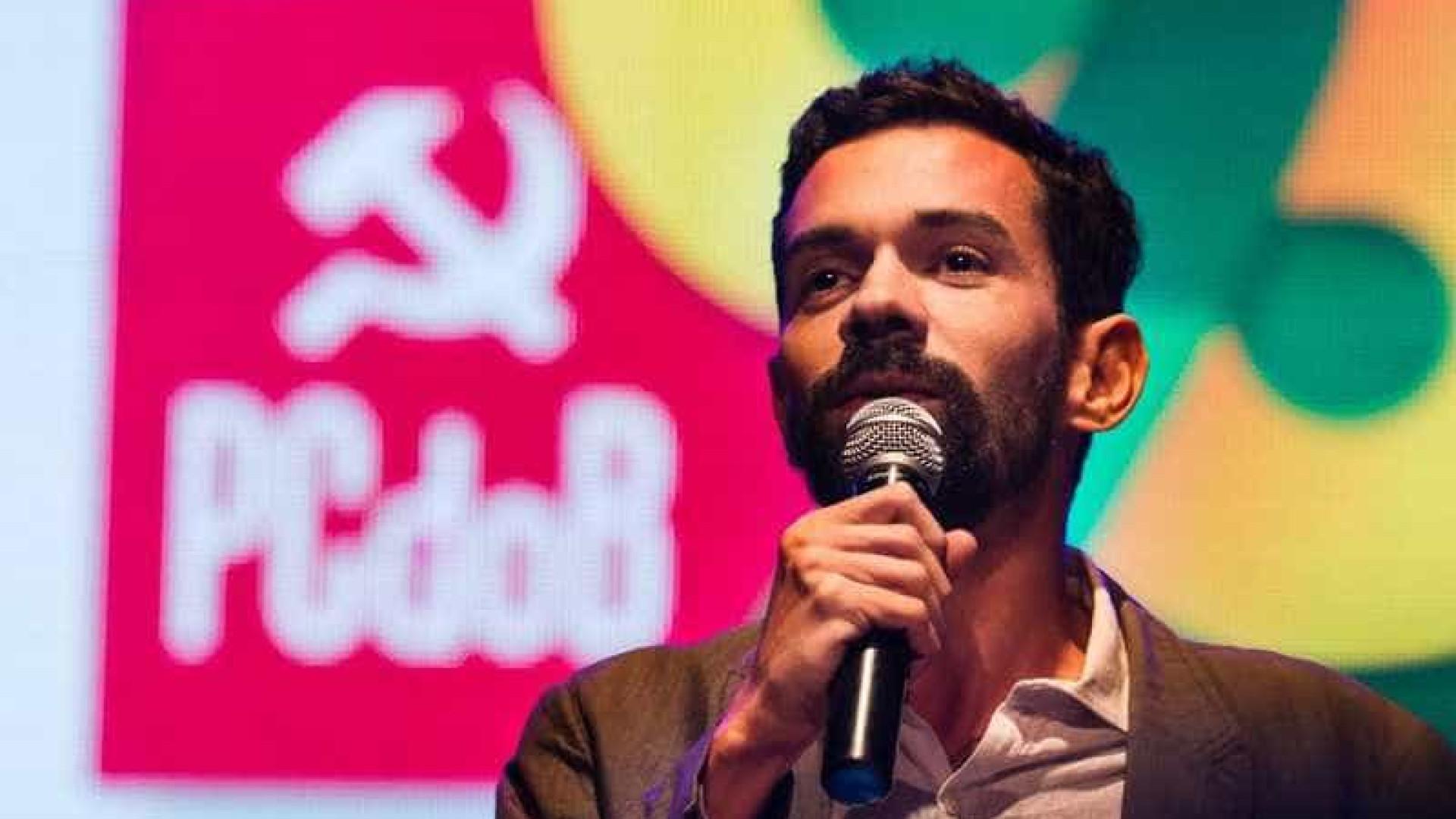 PC do B apoiou Cabral para sustentar governos do PT, diz pré-candidato