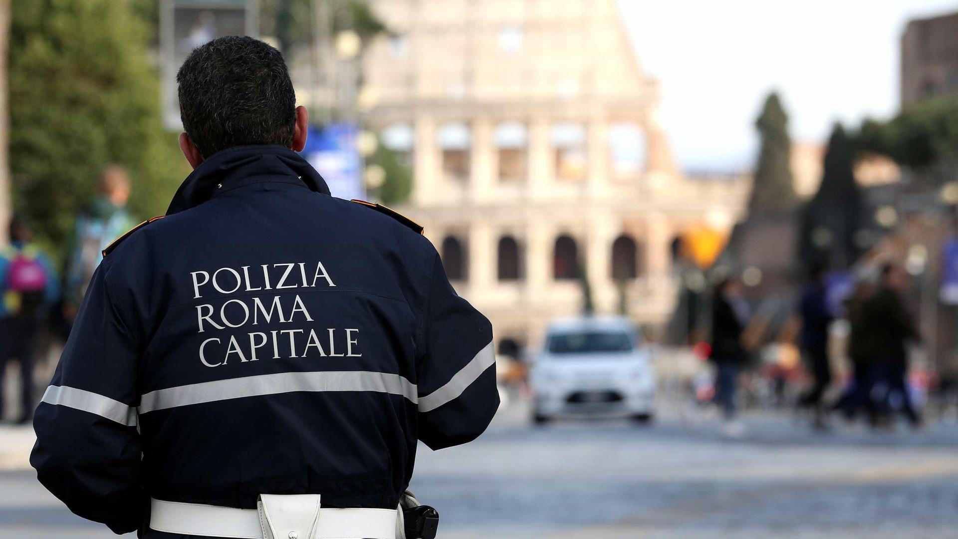Itália prende 9 por corrupção em obras do estádio da Roma