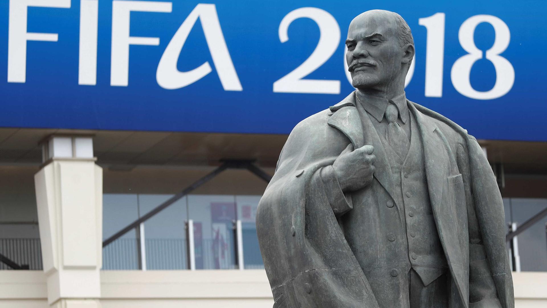 Moscou será a grande protagonista da Copa, palco da abertura e final