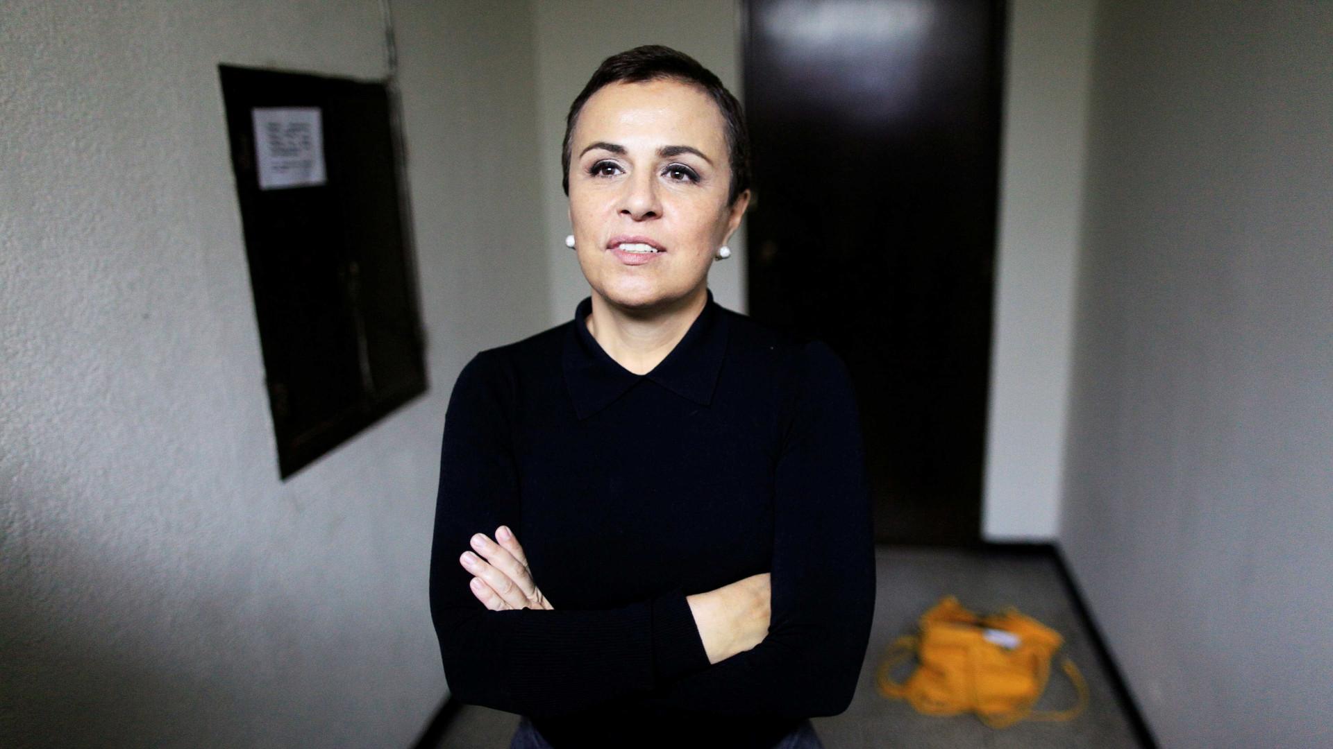 Brasileira, ex-primeira-dama de El Salvador é presa por desvio de verba