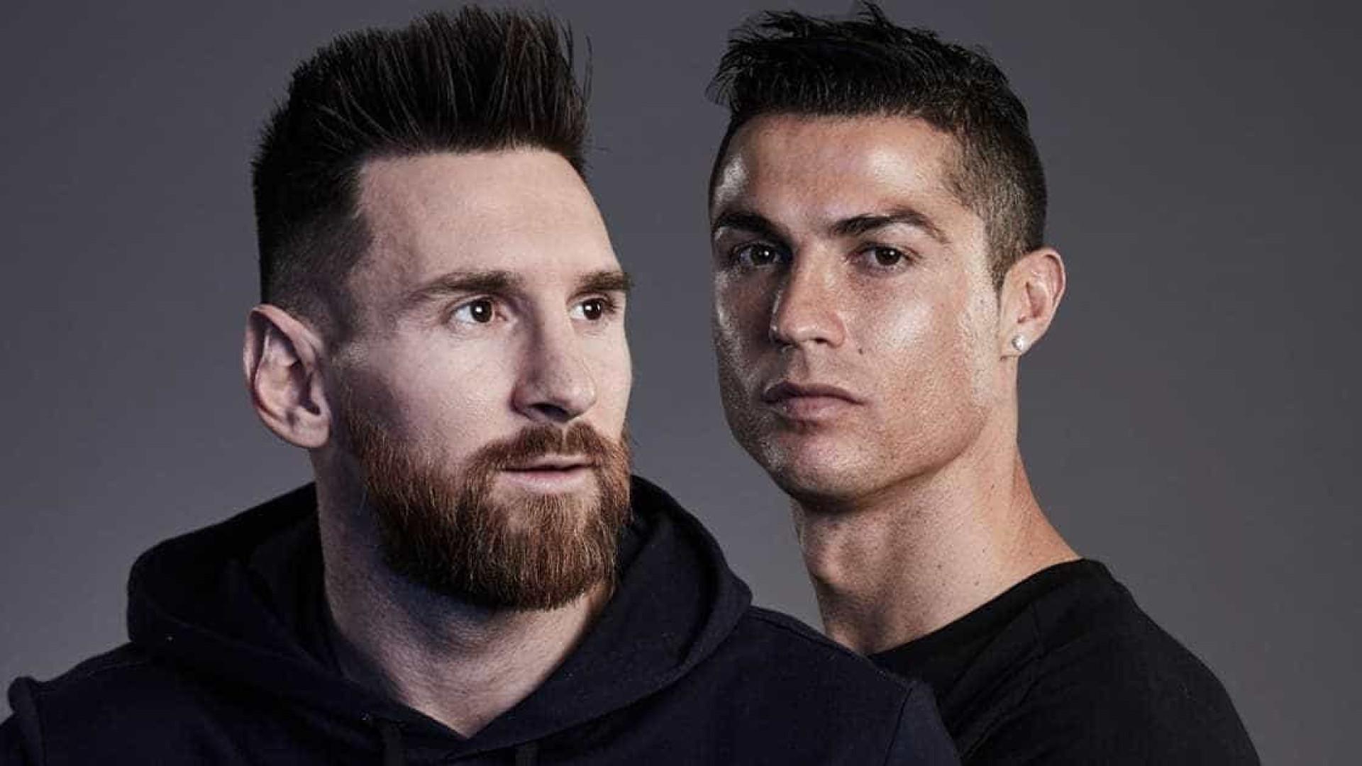Cinco jogadores que podem acabar com supremacia 'Messi e CR7'
