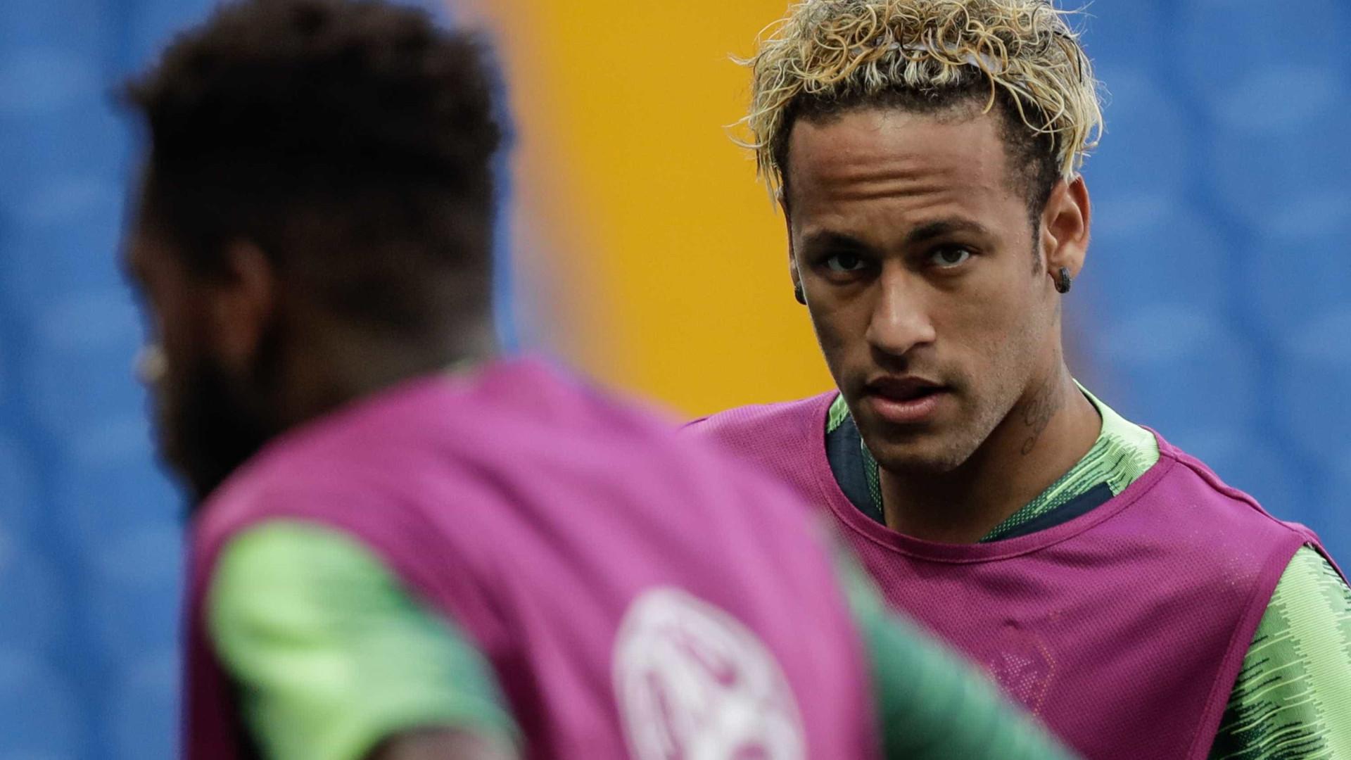 Comentarista da Globo critica Neymar por mudança de visual; veja