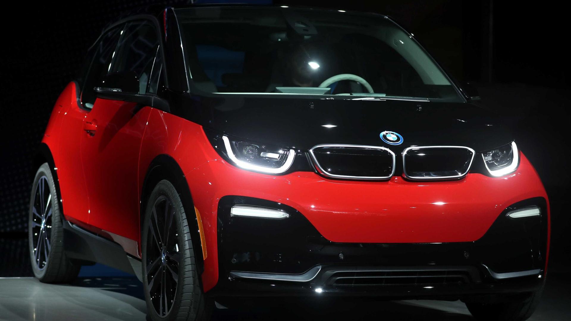 Elétrico BMW i3 volta ao Brasil com maior autonomia