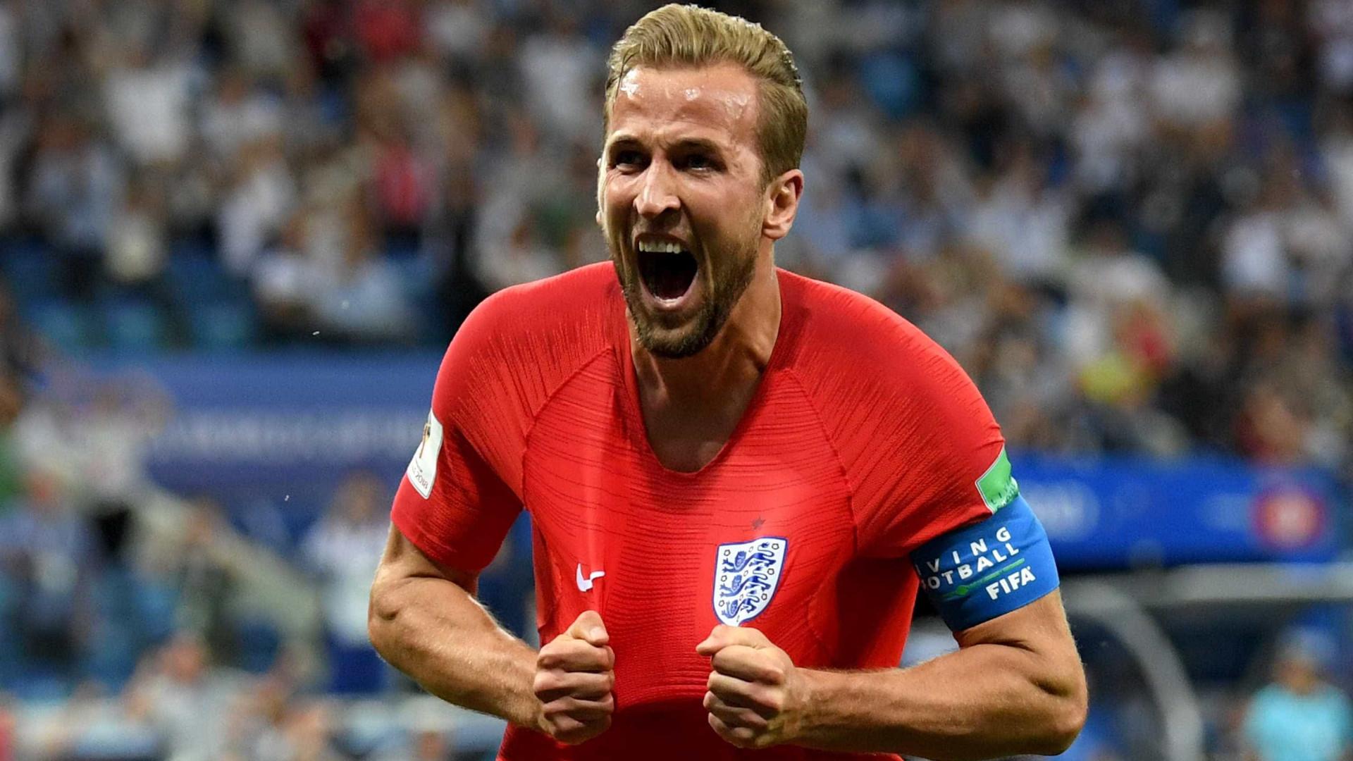 Estreia reforça Kane como líder e astro da Inglaterra pós-Rooney