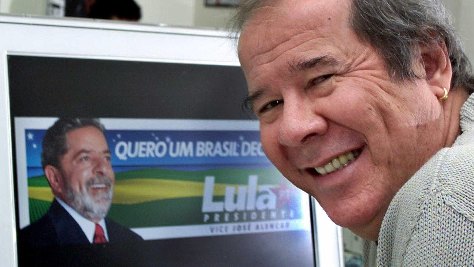 Duda Mendonça contradiz Odebrecht e fala em R$ 10 milhões para Skaf