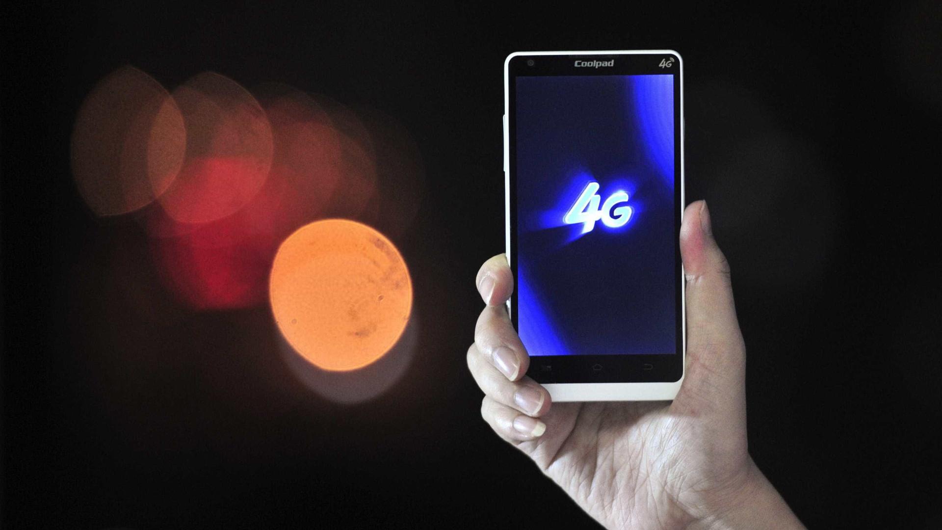 Tecnologia 4G cresceu 44% em 12 meses, diz associação