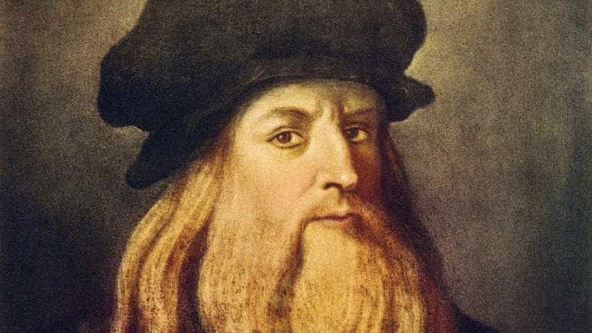 Da Vinci é destaque do calendário cultural da Itália em 2019
