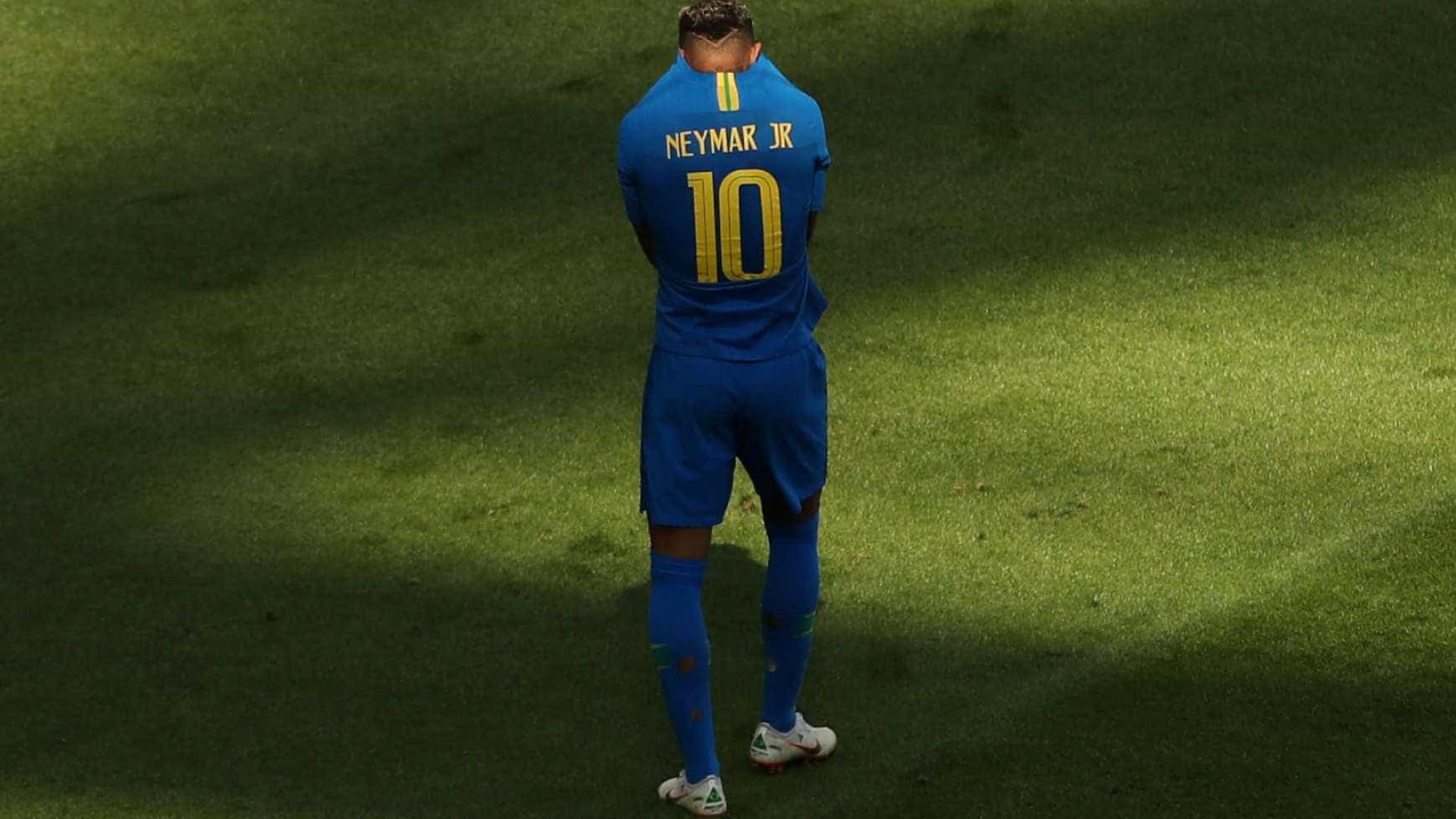 'Parças' de Neymar xingam Galvão e Casagrande após vitória do Brasil