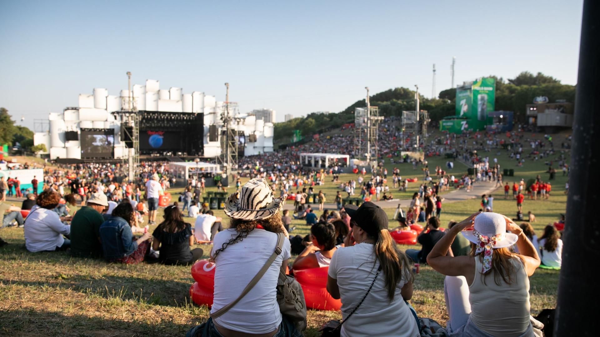 Fotos: assim foram os shows do primeiro dia de Rock in Rio Lisboa