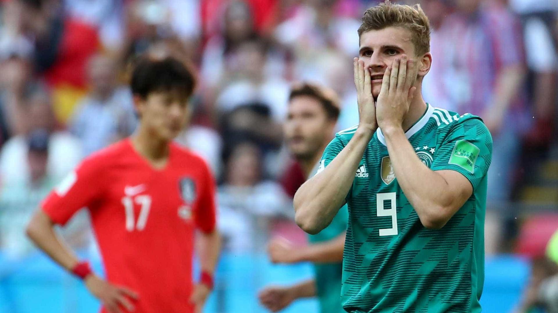 610bba5d5e Auf Wiedersehen! Adeus! Alemanha é eliminada da Copa - Conexão Paraiso