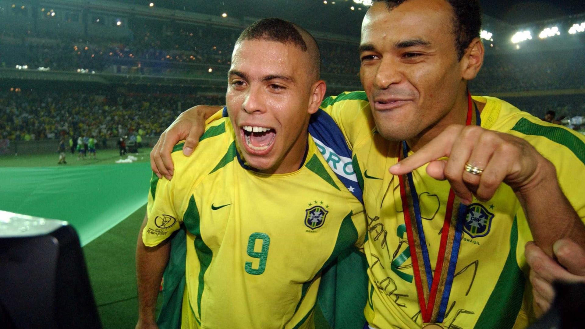 Com eliminação alemã, Brasil segue como único pentacampeão até 2022