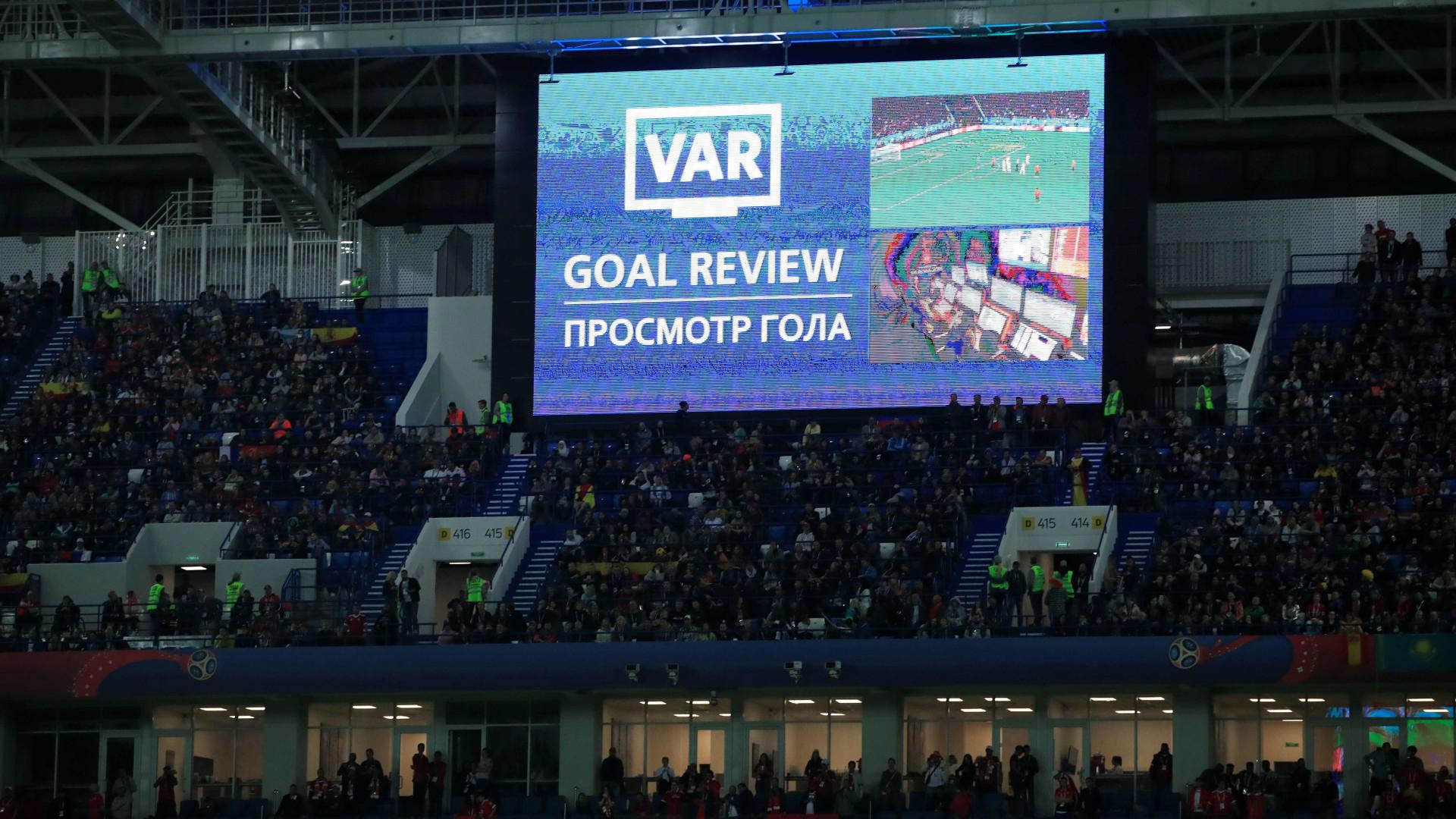 Uefa anuncia que VAR será usado na Liga dos Campeões 2019-20