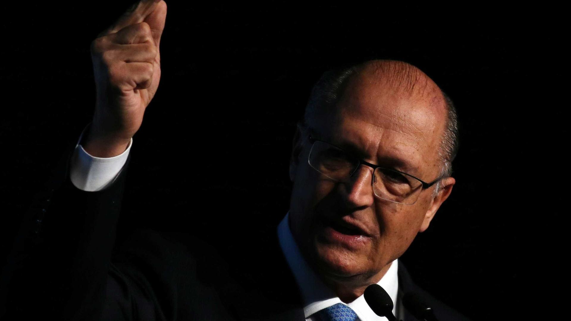 Com base em Datafolha, Alckmin reforça discurso anti-PT