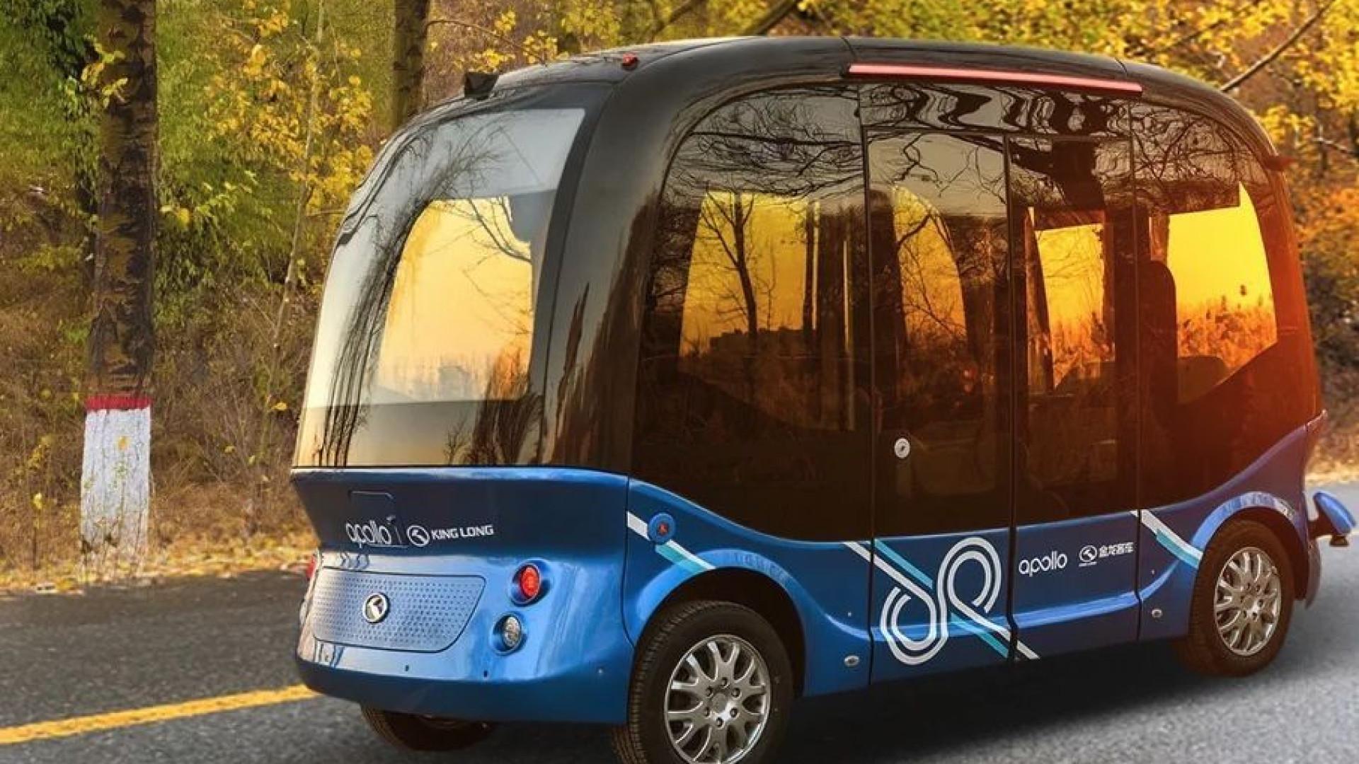 Japão terá ônibus autônomos já em 2019