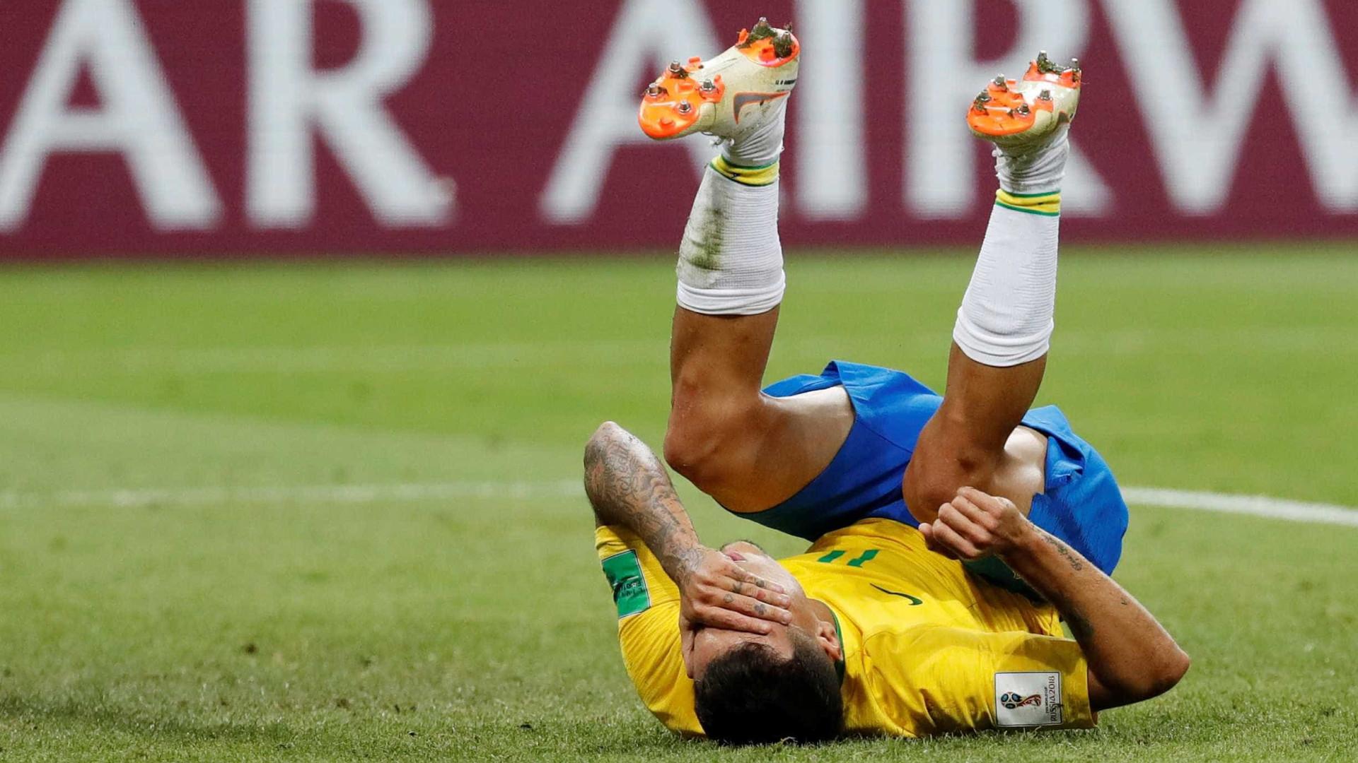 Até 2022: Brasil perde para a Bélgica e é eliminado da Copa da Rússia