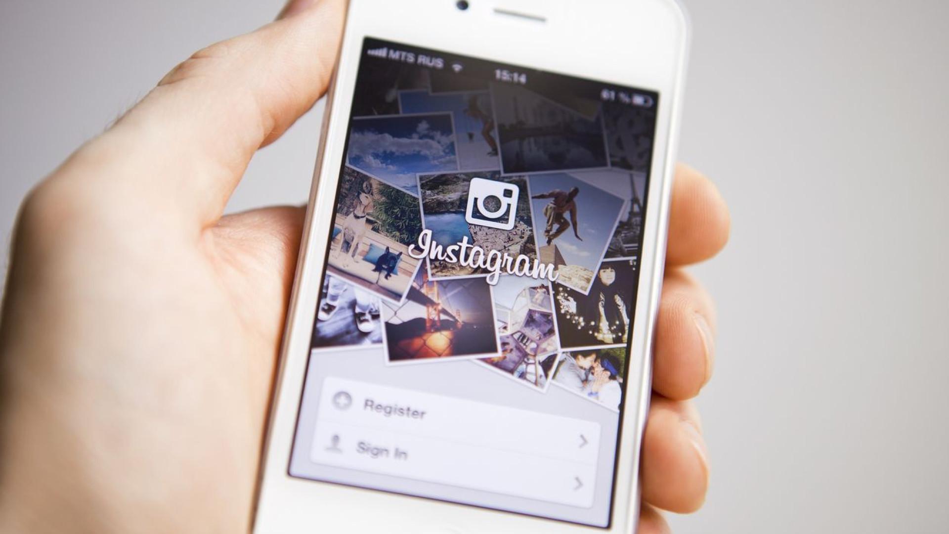 Instagram está mais interativo com este novo sticker