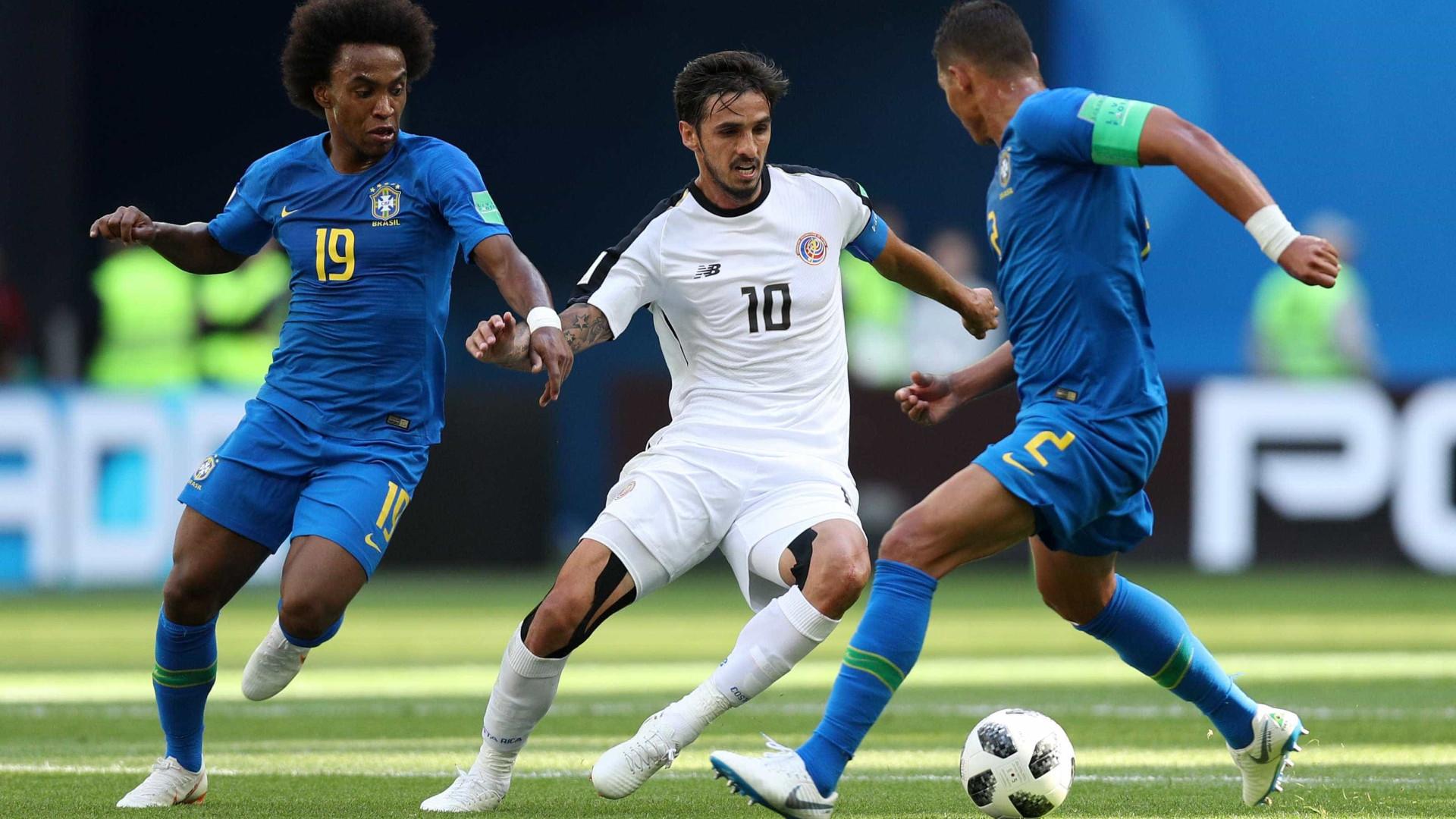 Santos contrata meia gringo que disputou a Copa do Mundo da Rússia