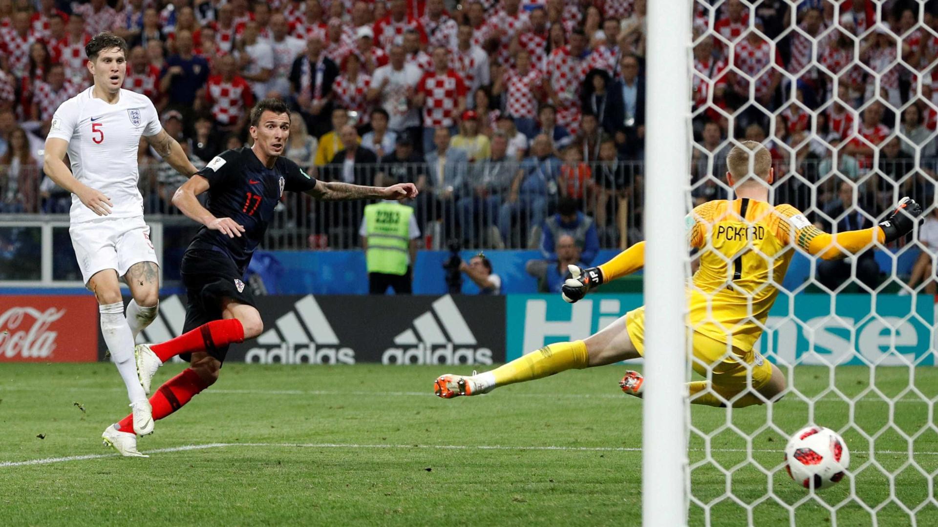 Croácia é seleção de pior ranking a disputar uma final de Copa