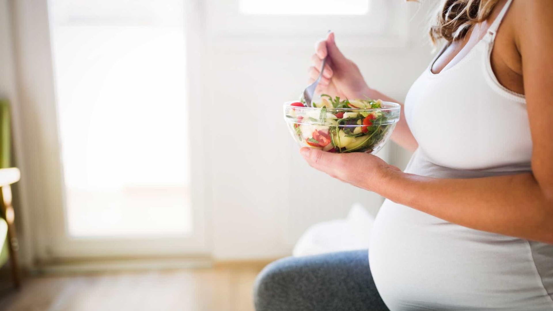 4 mitossobre a alimentação vegana na gravidez