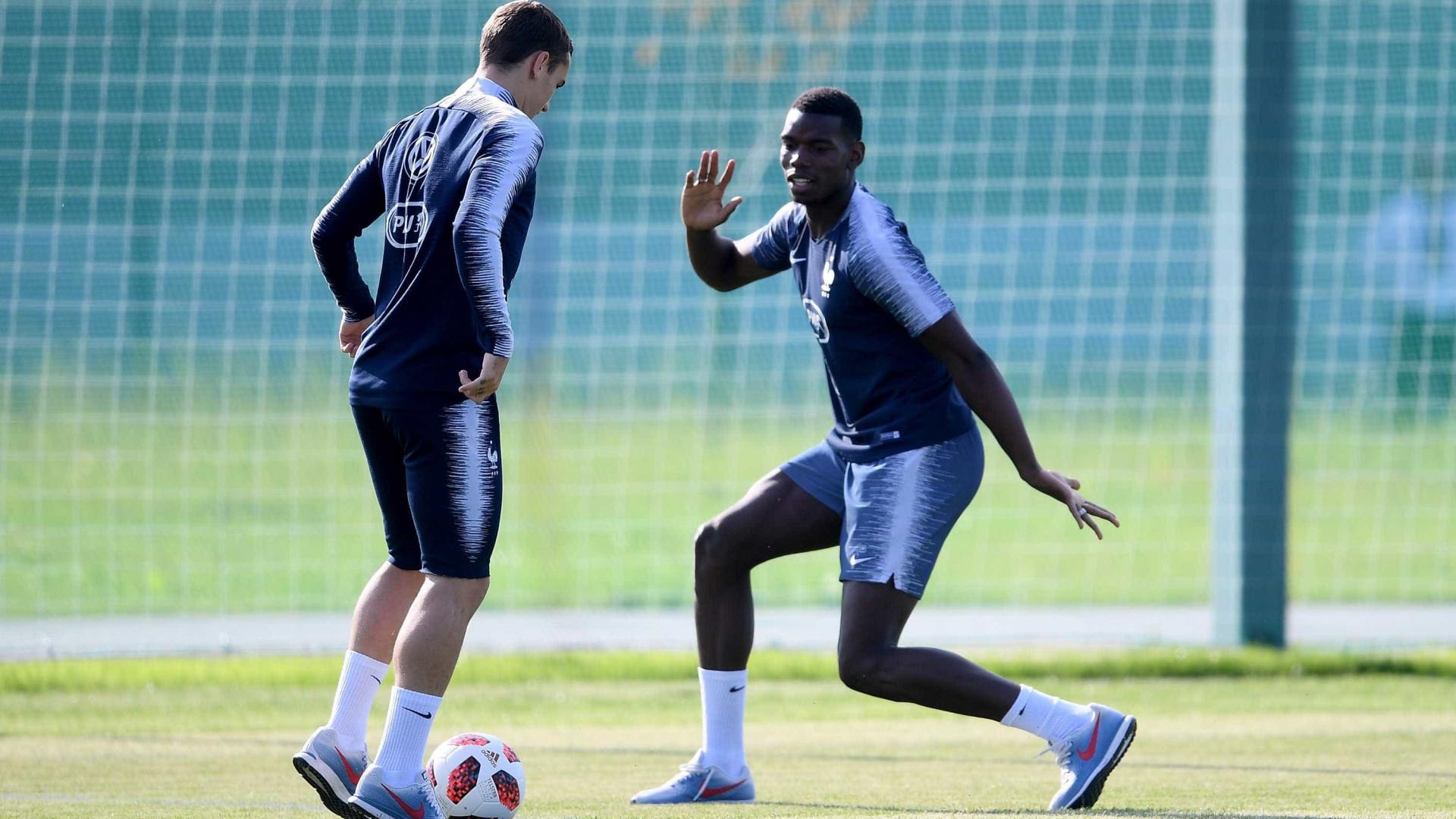 França cita desgaste da Croácia, mas nega favoritismo para a final