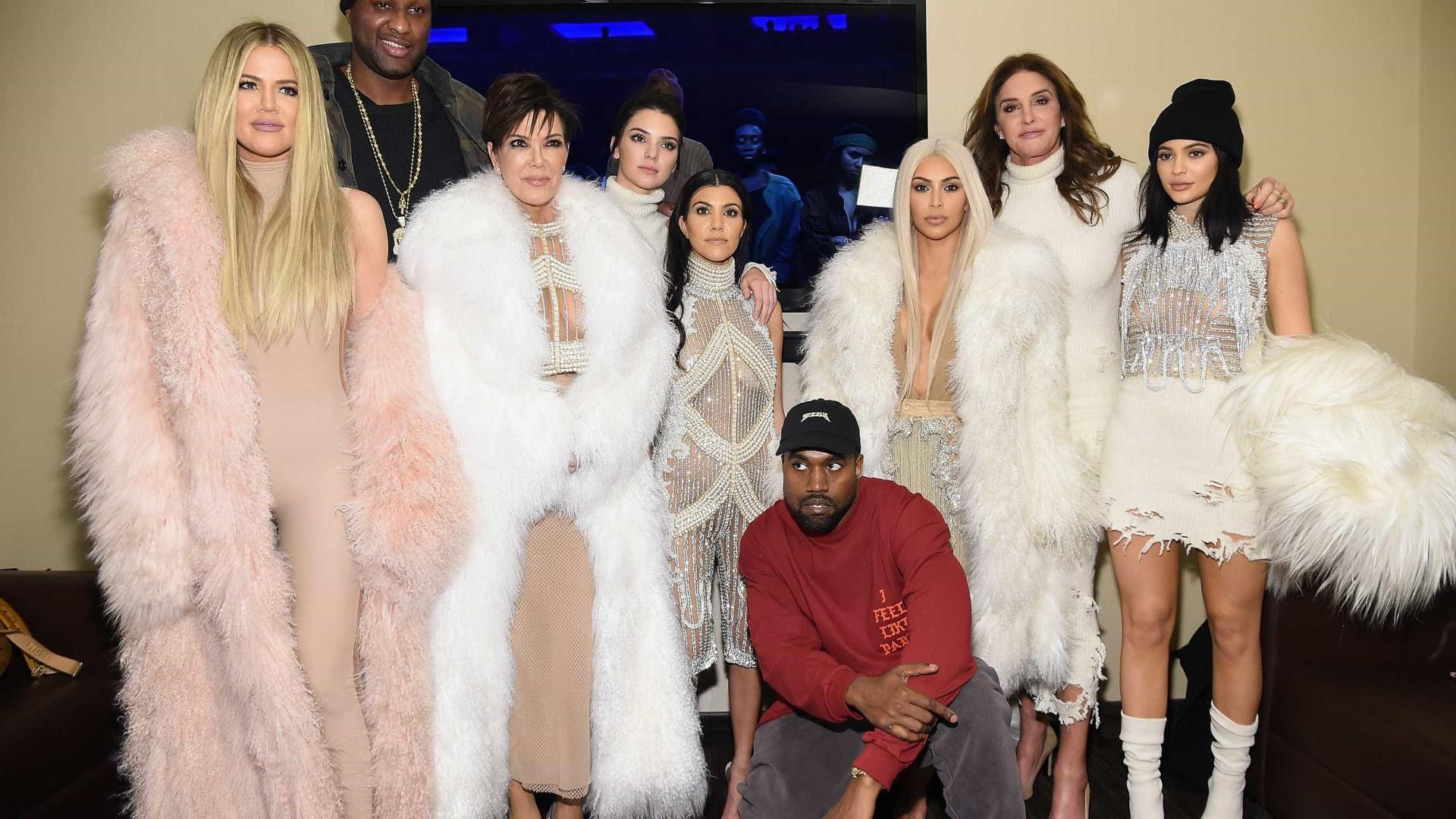 Saiba quanto vale cada post das Kardashians no Instagram