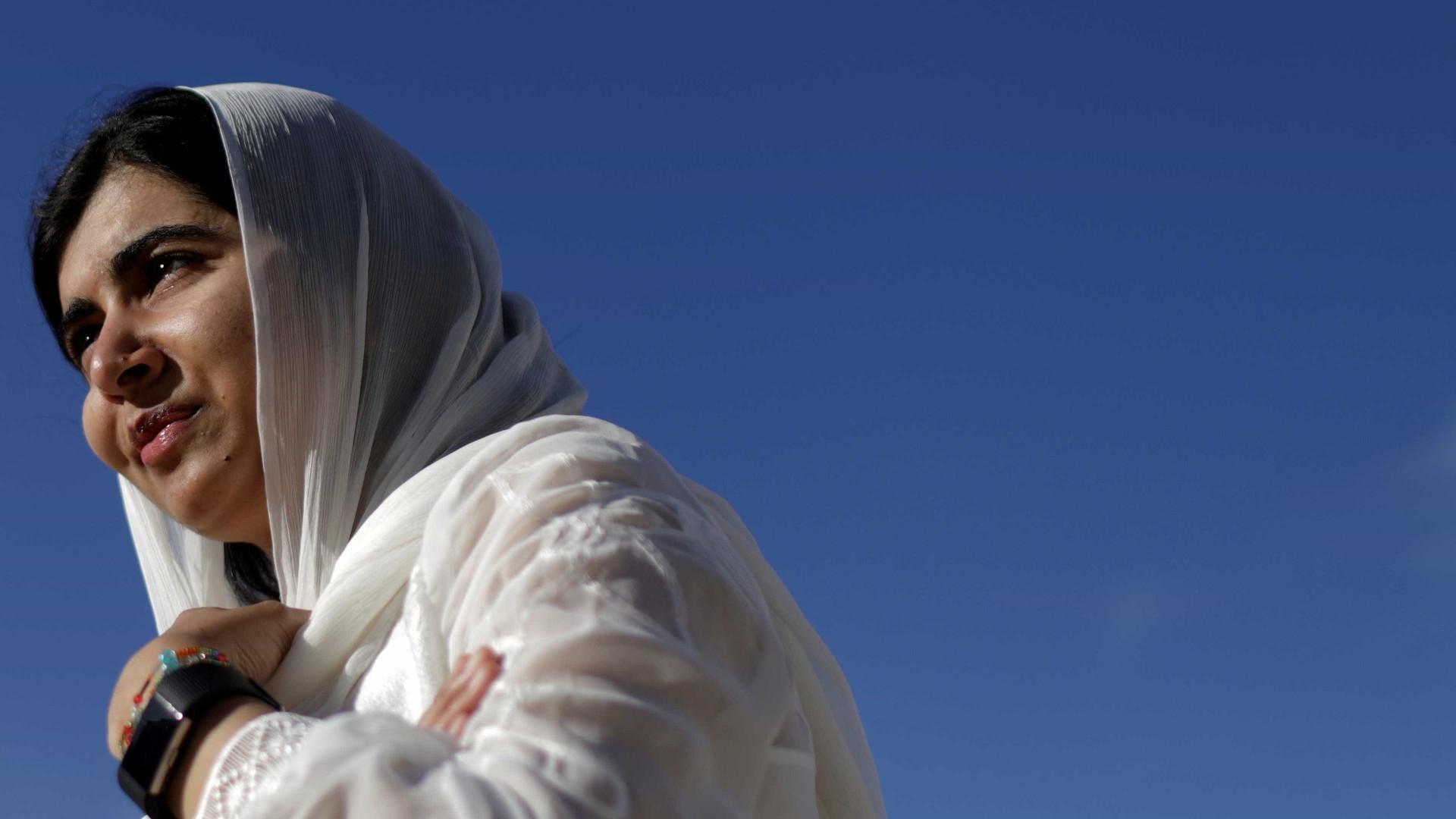 Malala comemora 21º aniversário no Pão de Açúcar