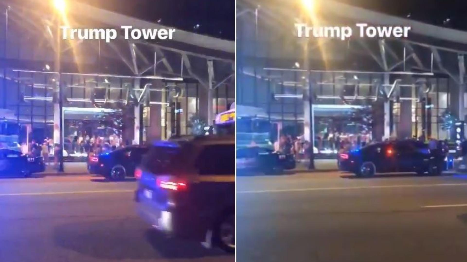 Trump Tower é evacuada no Canadá