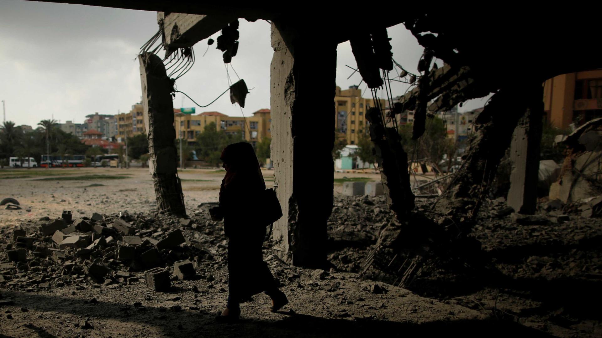 Após anúncio de cessar-fogo palestinos disparam contra Israel