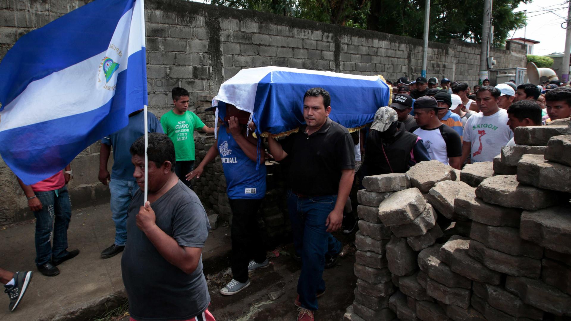 Confrontos na Nicarágua deixam 10 mortos em várias cidades