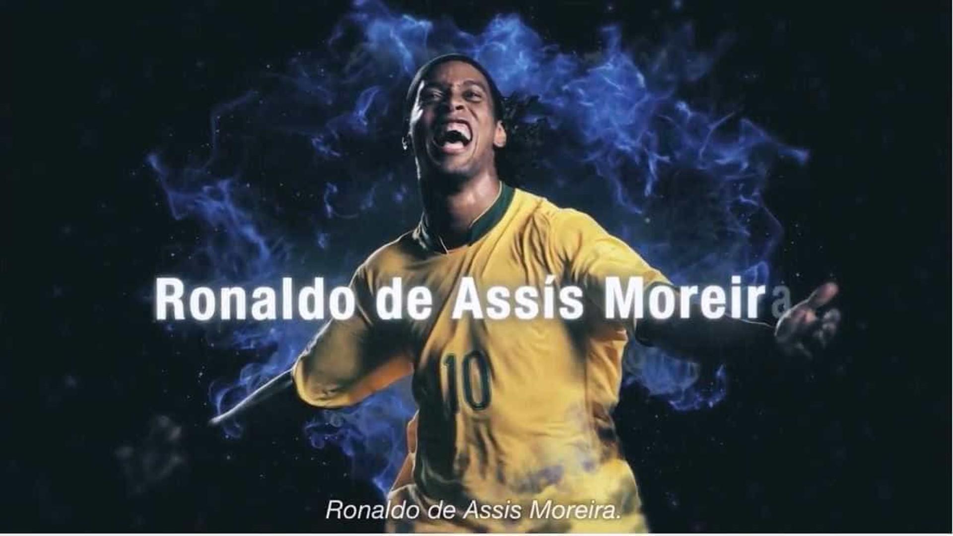 Ronaldinho Gaúcho vai lançar sua própria criptomoeda