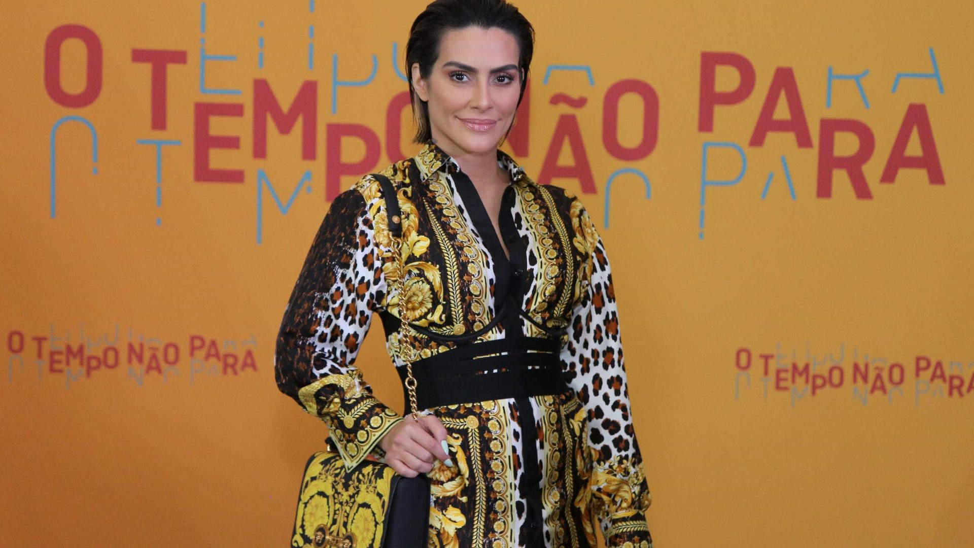 Cleo Pires diz que não se acha bonita em fotos de eventos