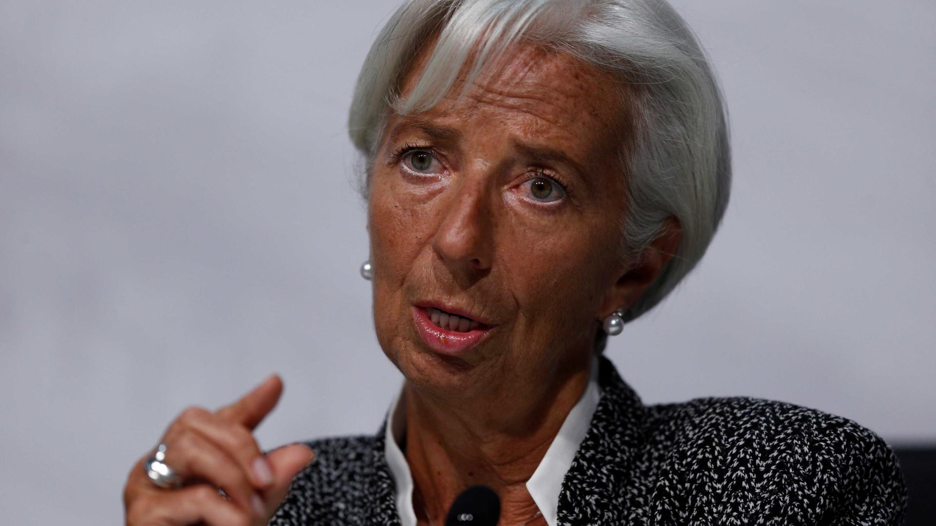 Lagarde afirma que Argentina pode cumprir as metas impostas pelo FMI