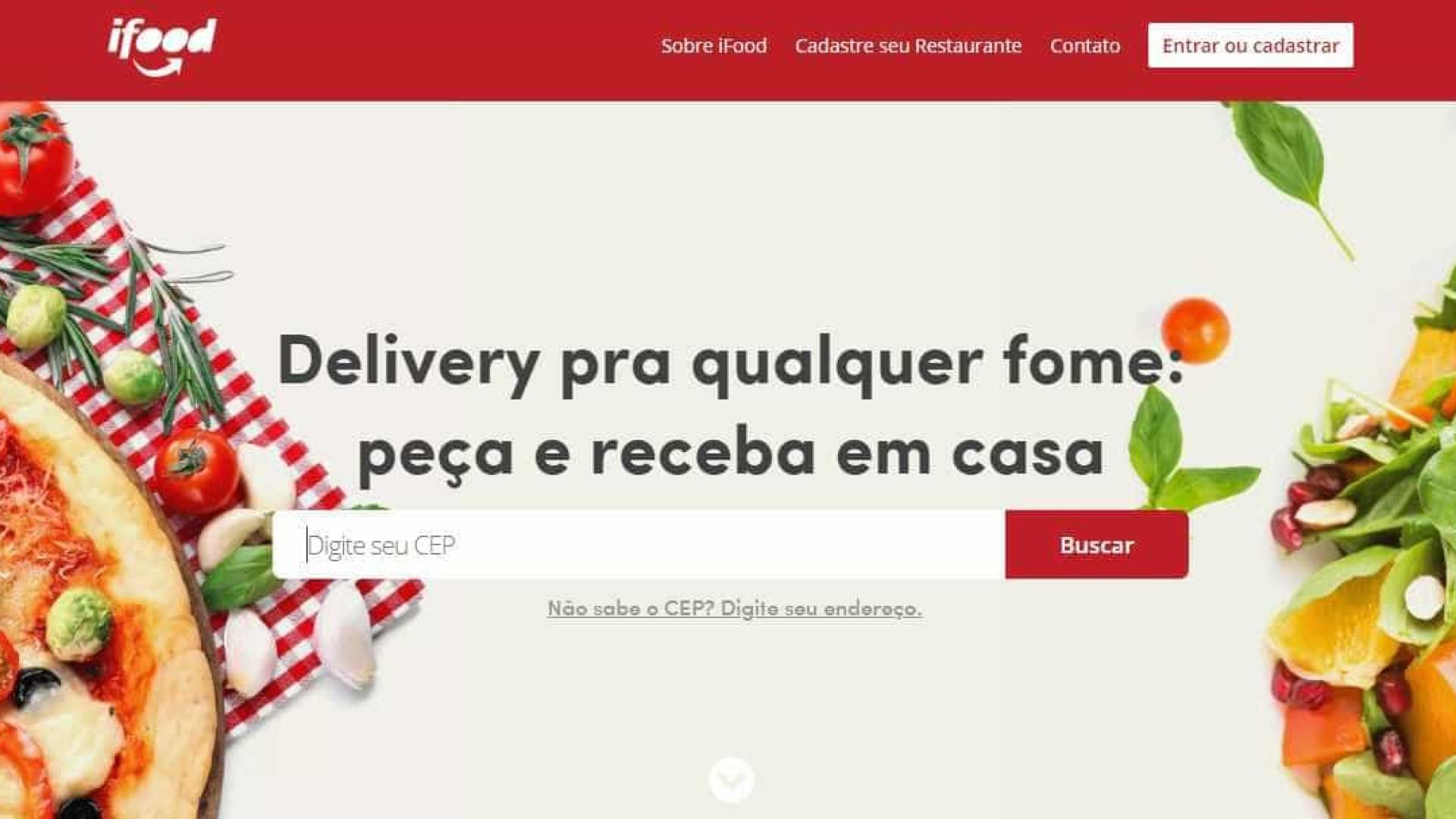 App de entrega de comida iFood lança seu próprio terminal de pagamentos