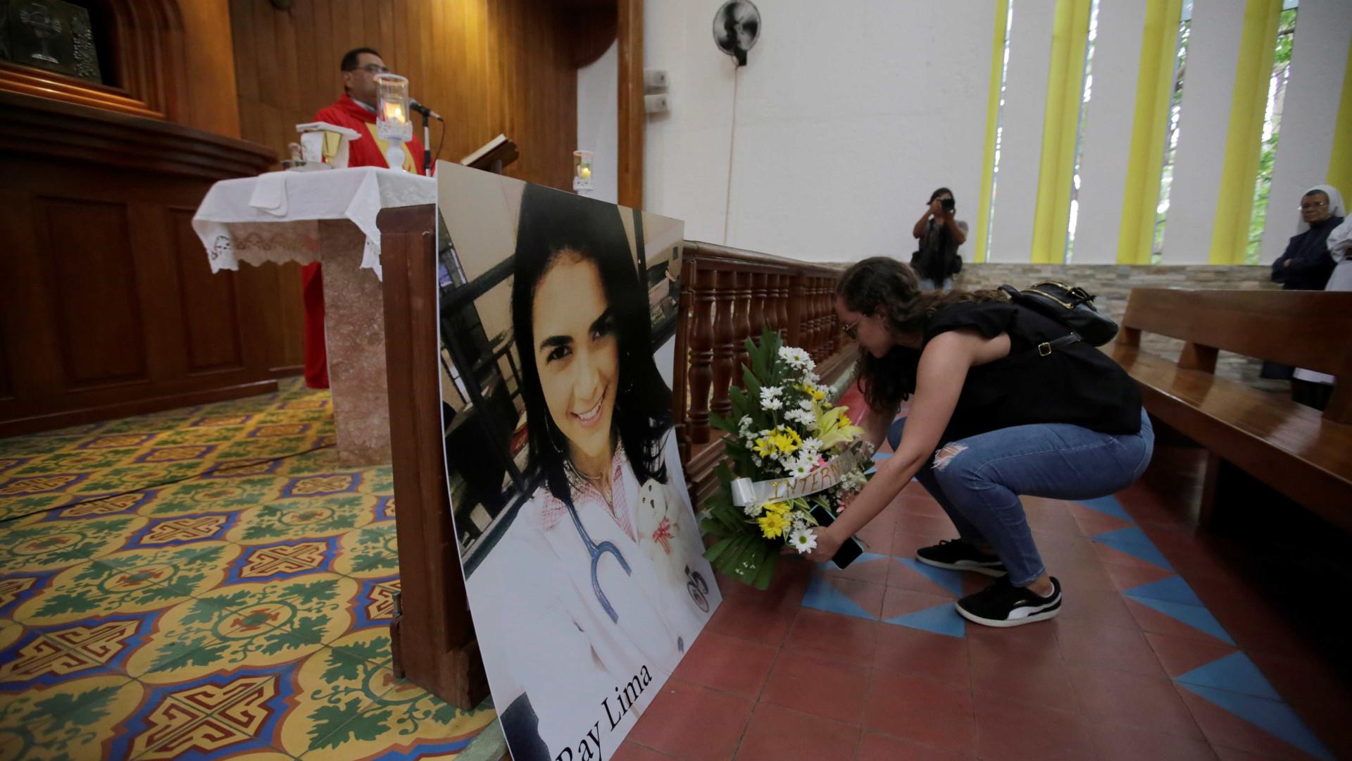 Nicarágua anuncia prisão de suspeito de matar estudante brasileira
