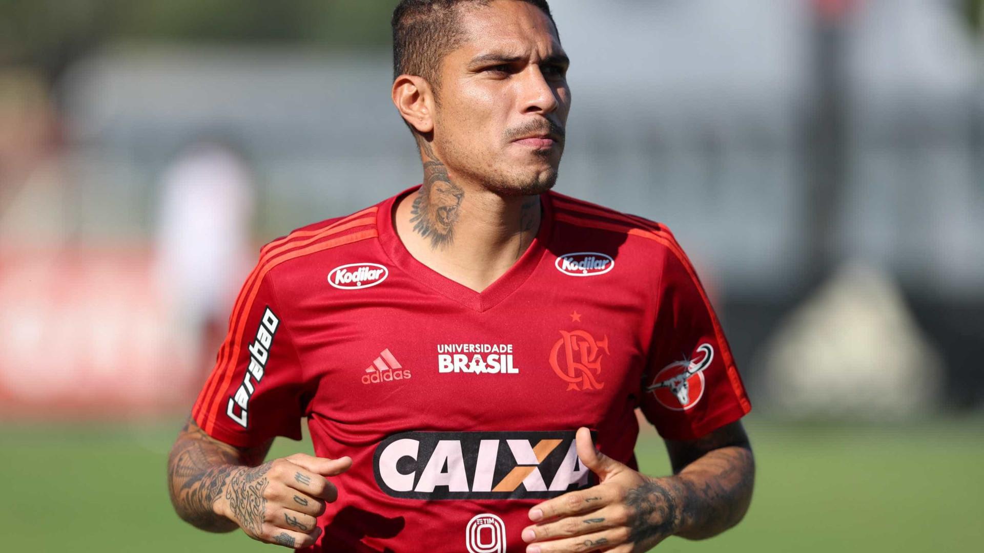 Em Dia dos Pais, Guerrero é anunciado como novo jogador do Inter