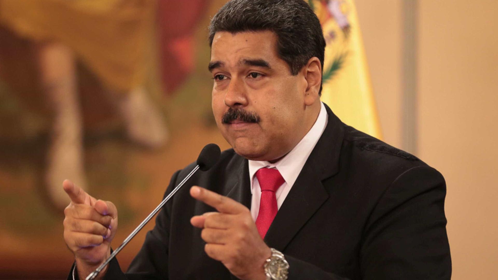 China expressa confiança antes da visita de Nicolás Maduro a Pequim