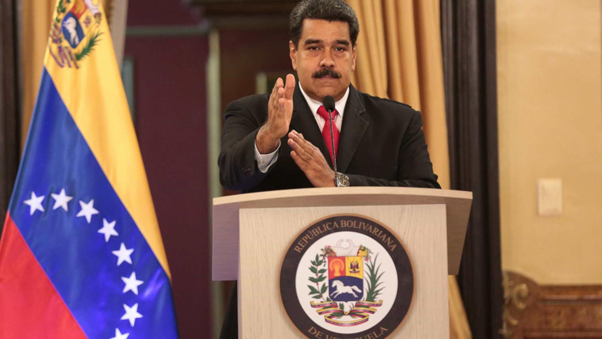 Maduro acusa Colômbia de estar por trás de conspiração para o matar