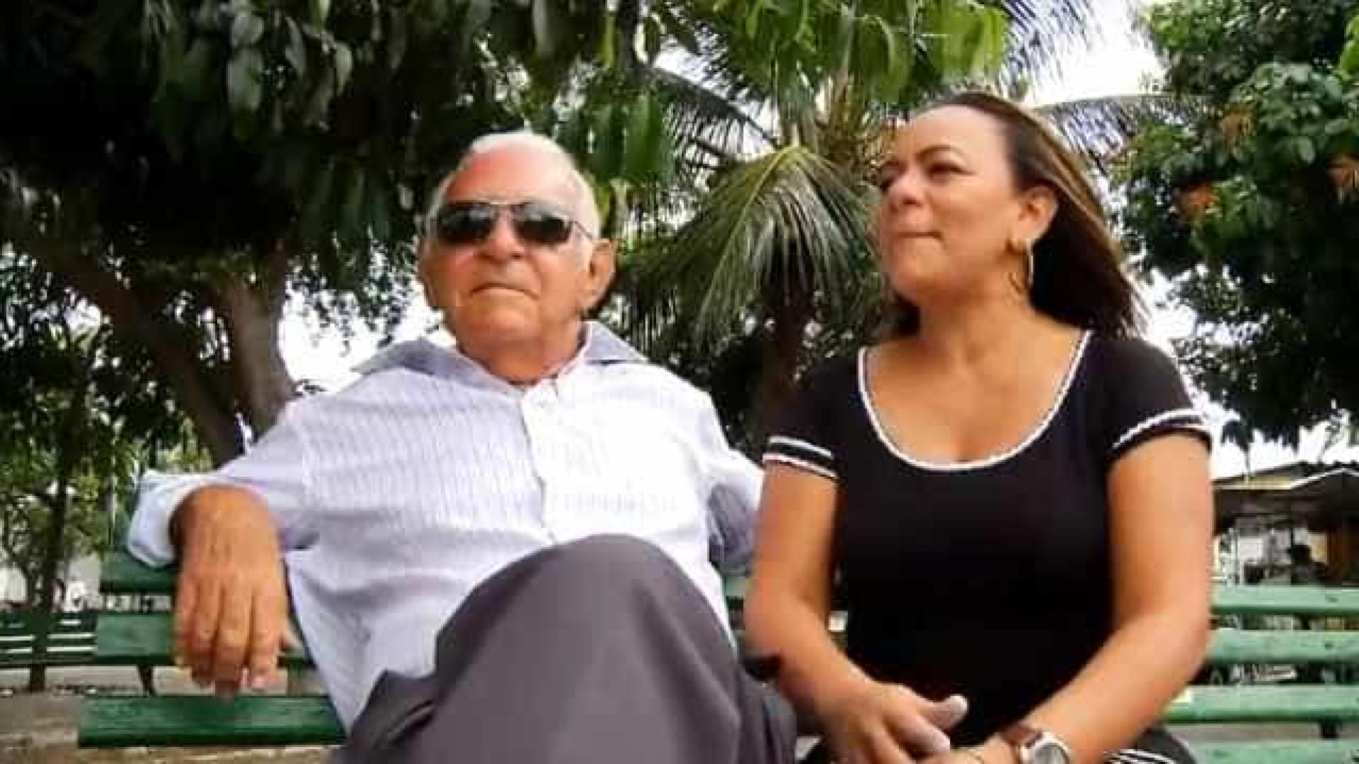 Após 39 anos: pai e filha se conhecem por acaso dentro de ônibus
